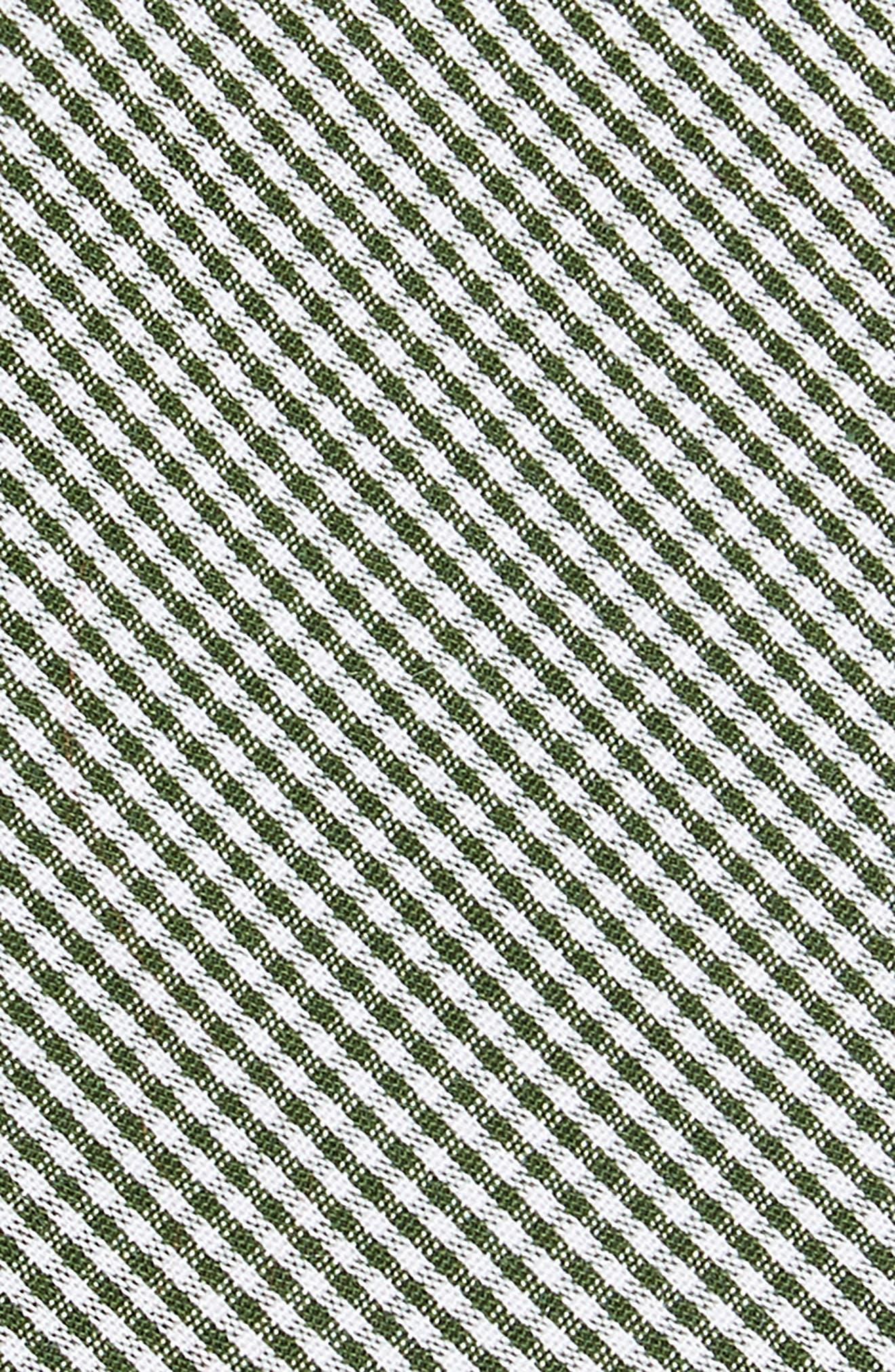 Check Cotton Tie,                             Alternate thumbnail 14, color,