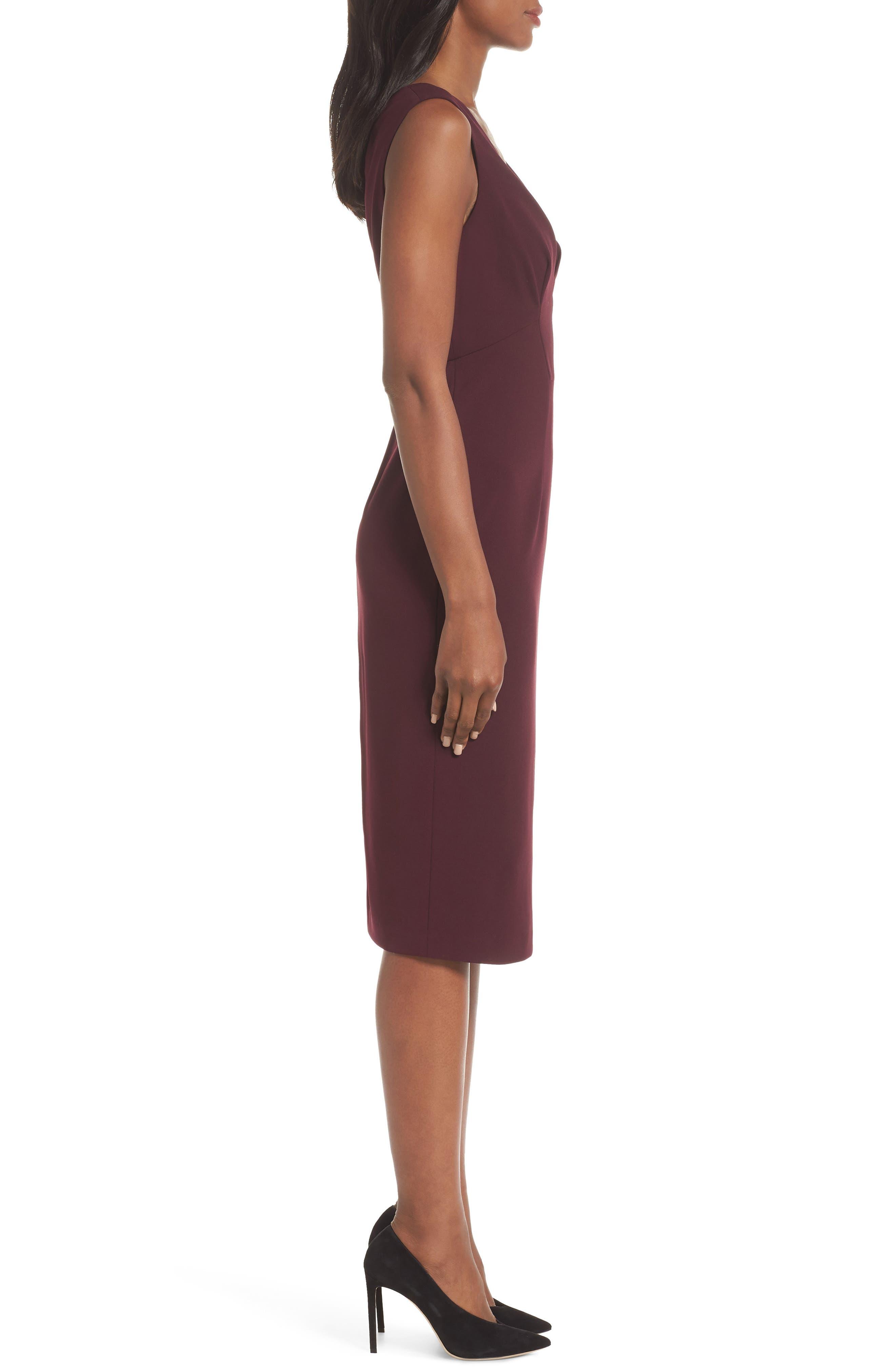 Ava Gardner Sheath Dress,                             Alternate thumbnail 3, color,                             930