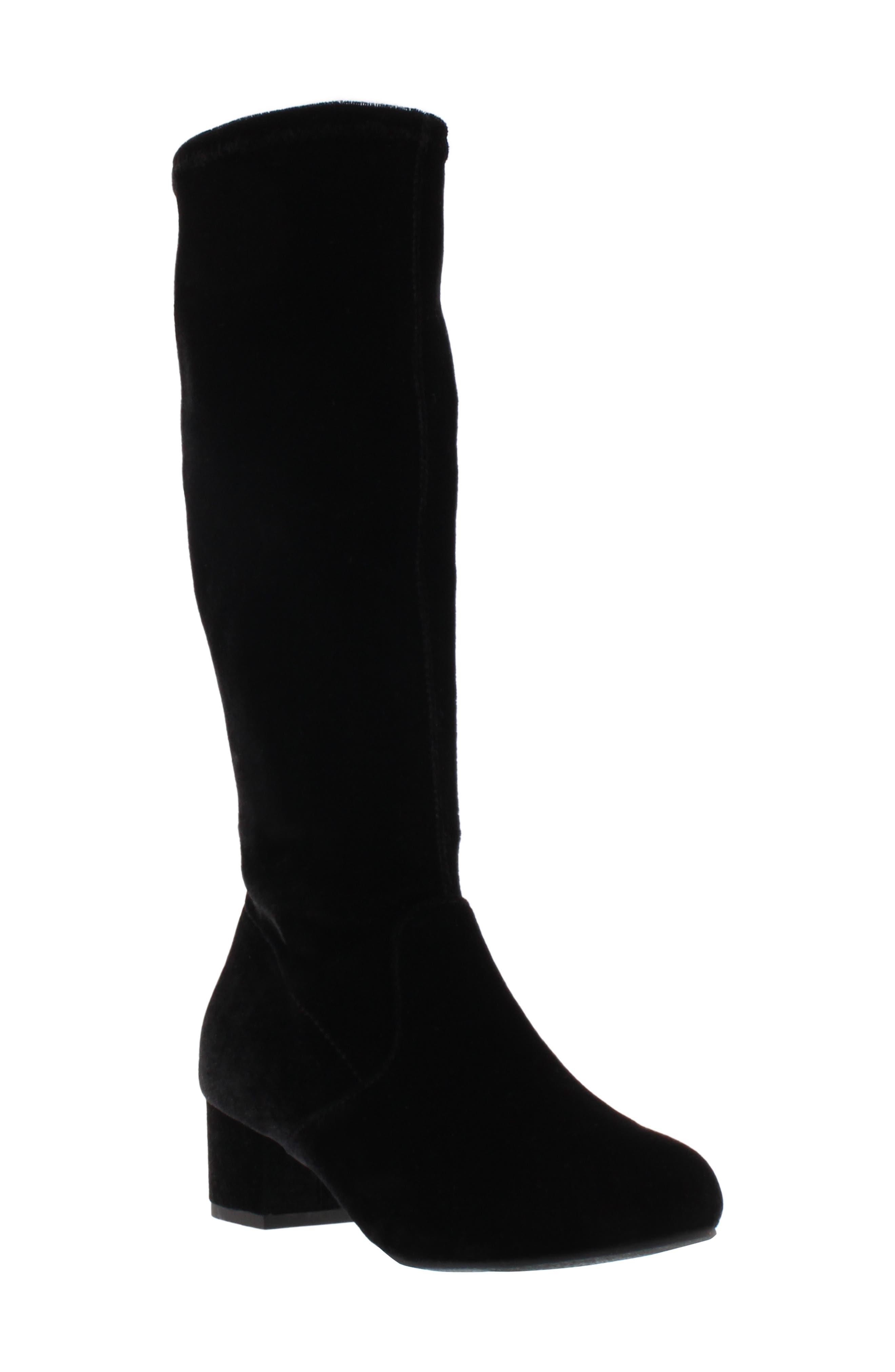 Tate Boot,                             Main thumbnail 1, color,                             BLACK