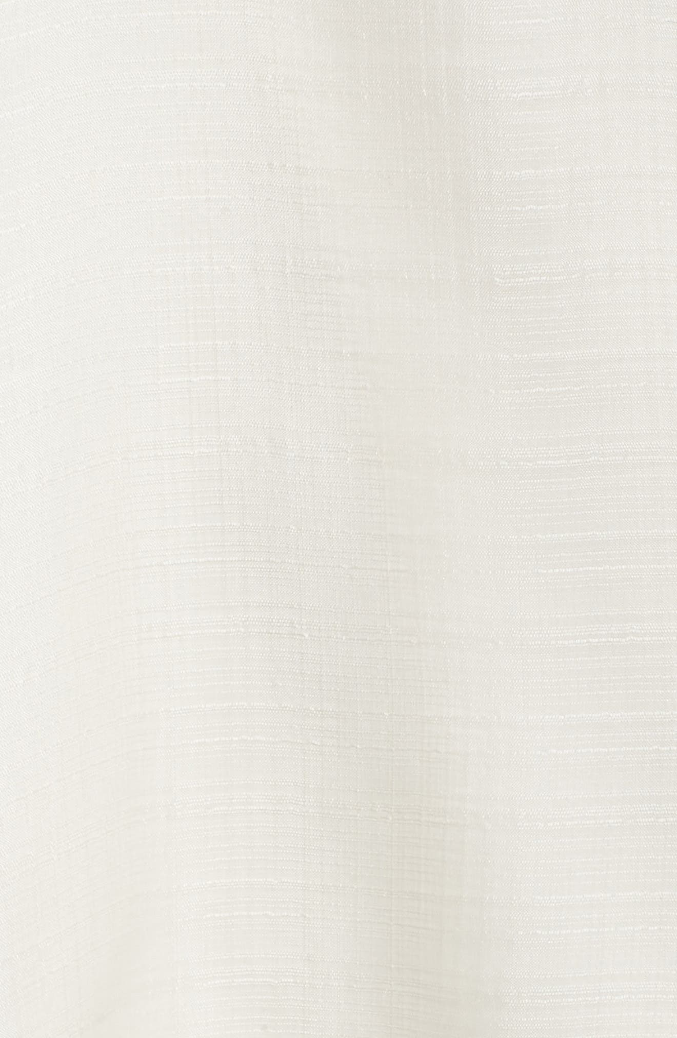 Mestiza Shimmy Shimmy Silk Tassel Shift Dress,                             Alternate thumbnail 5, color,                             901