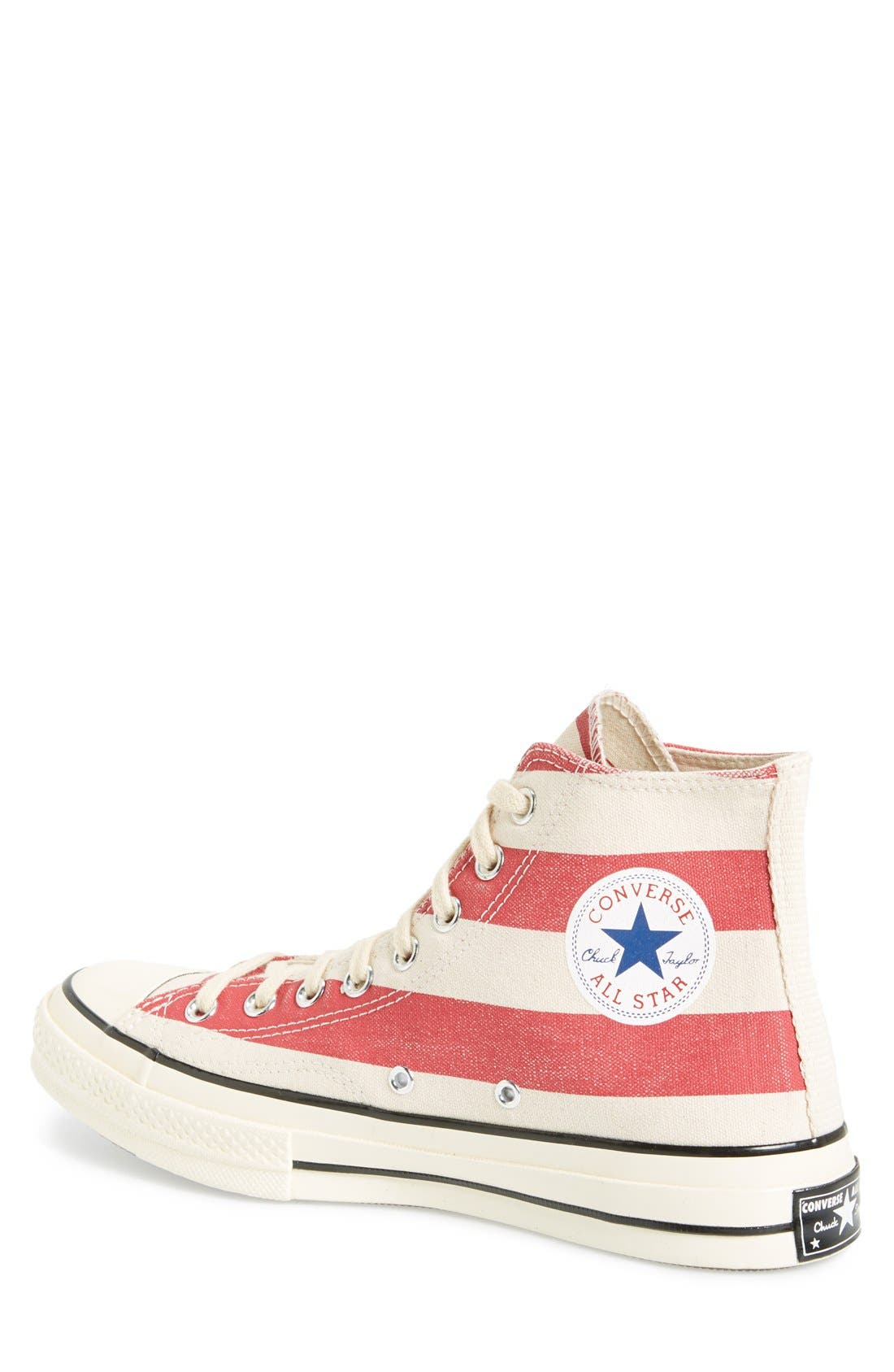 Chuck Taylor<sup>®</sup> All Star<sup>®</sup> '70 American Flag' Sneaker,                             Alternate thumbnail 6, color,                             604