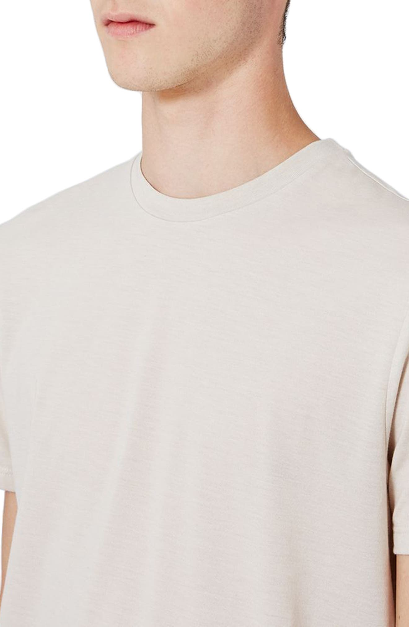 Slim Fit Crewneck T-Shirt,                             Alternate thumbnail 196, color,