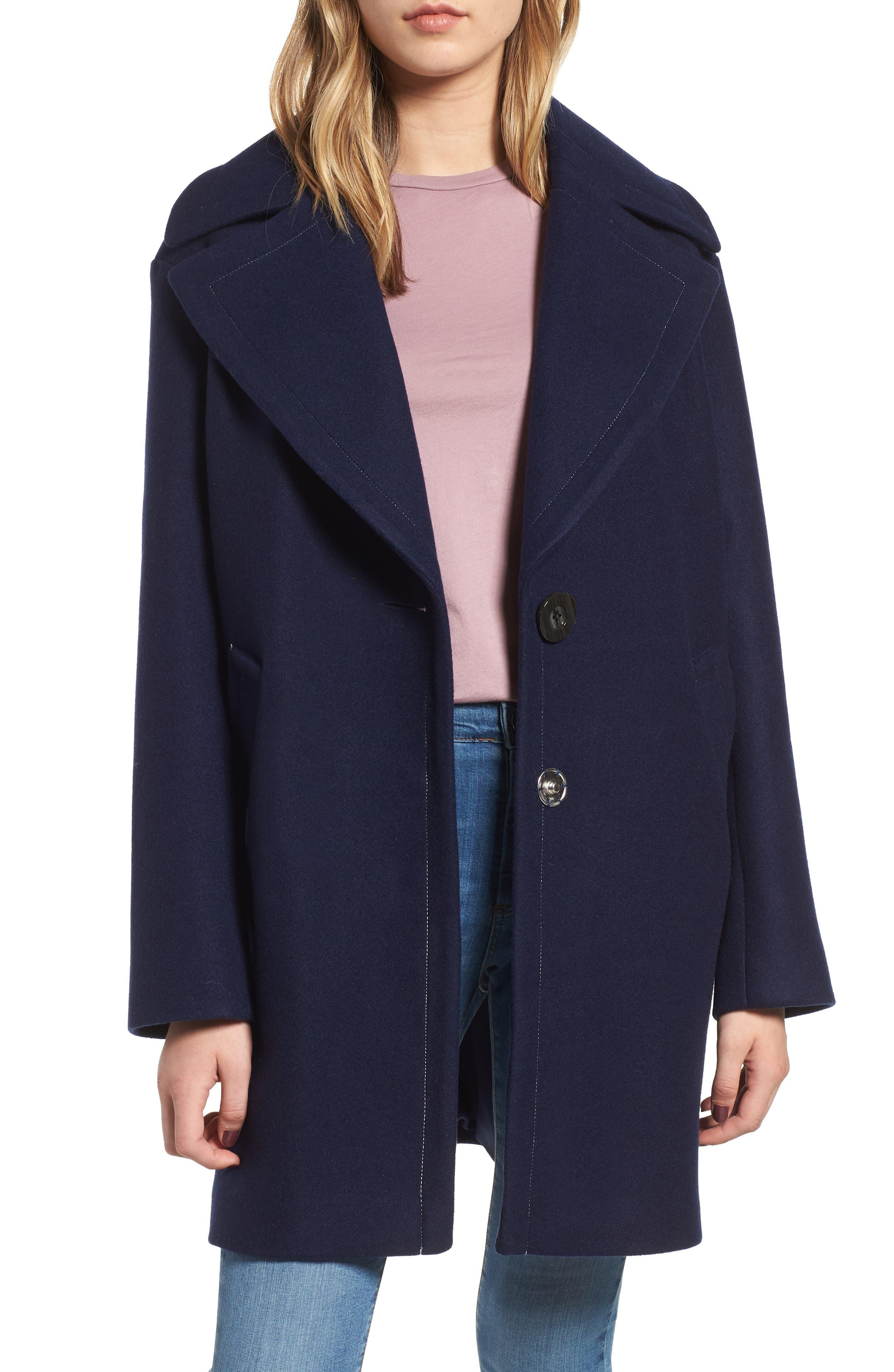 Cocoon Coat, Main, color, 400