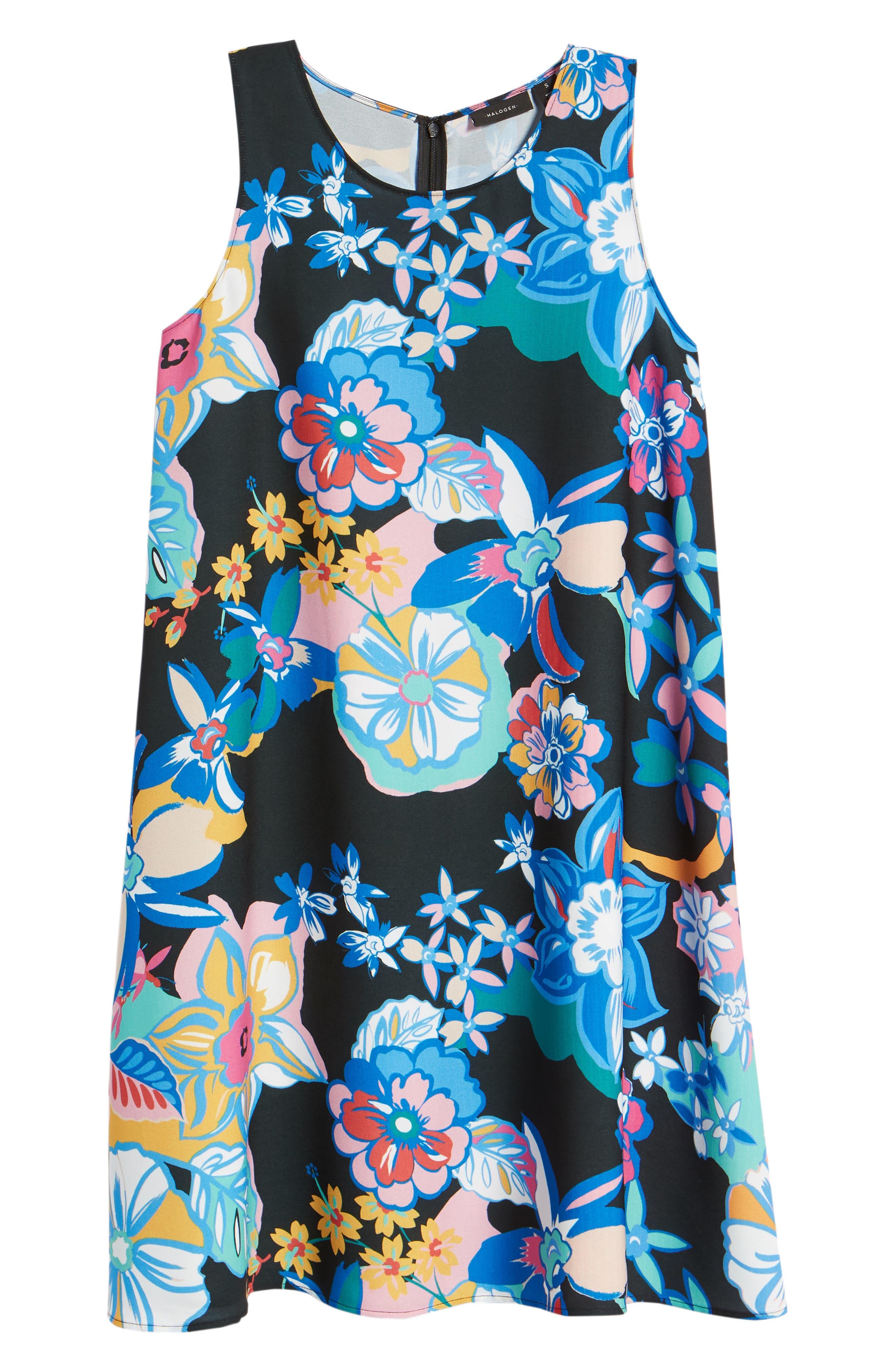 A-Line Dress,                             Alternate thumbnail 138, color,