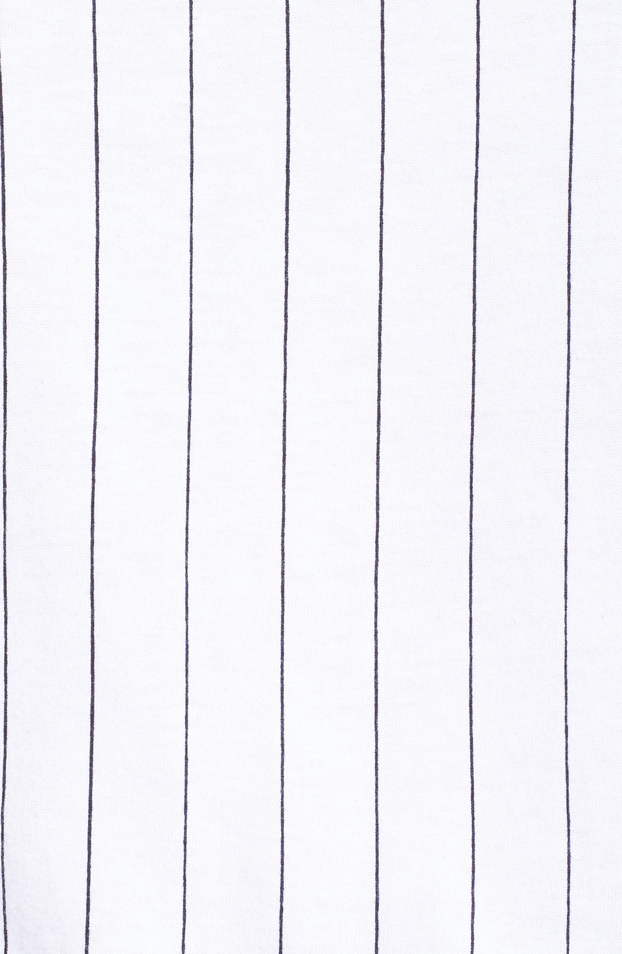 Carletta Crop Polo,                             Alternate thumbnail 6, color,                             100