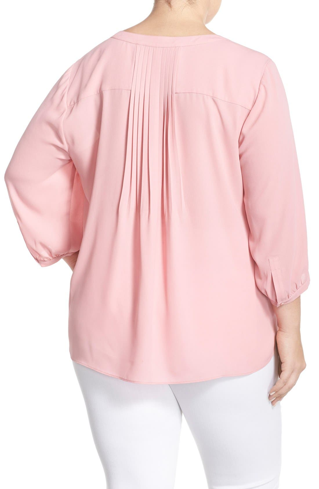 Henley Top,                             Alternate thumbnail 336, color,