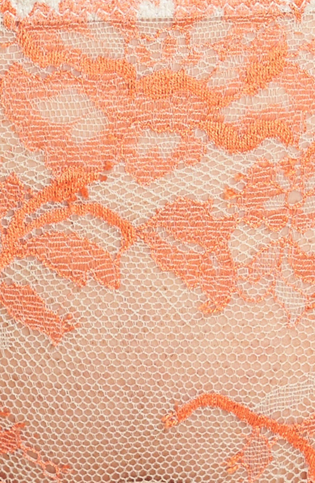 Devotion Lace Tanga,                             Alternate thumbnail 15, color,