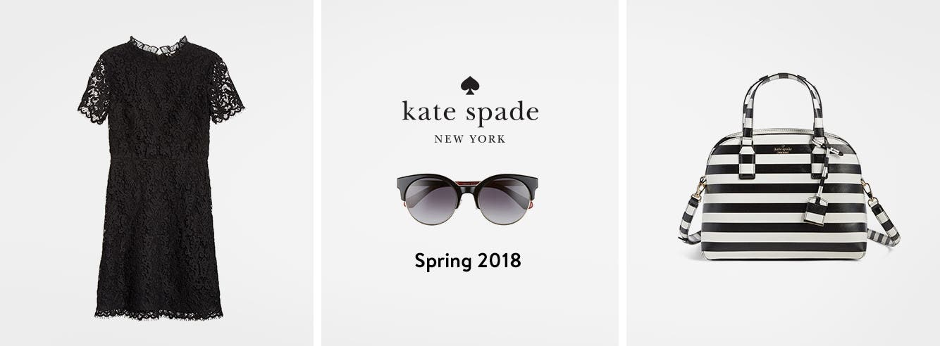 kate spade new york: Spring 2018.