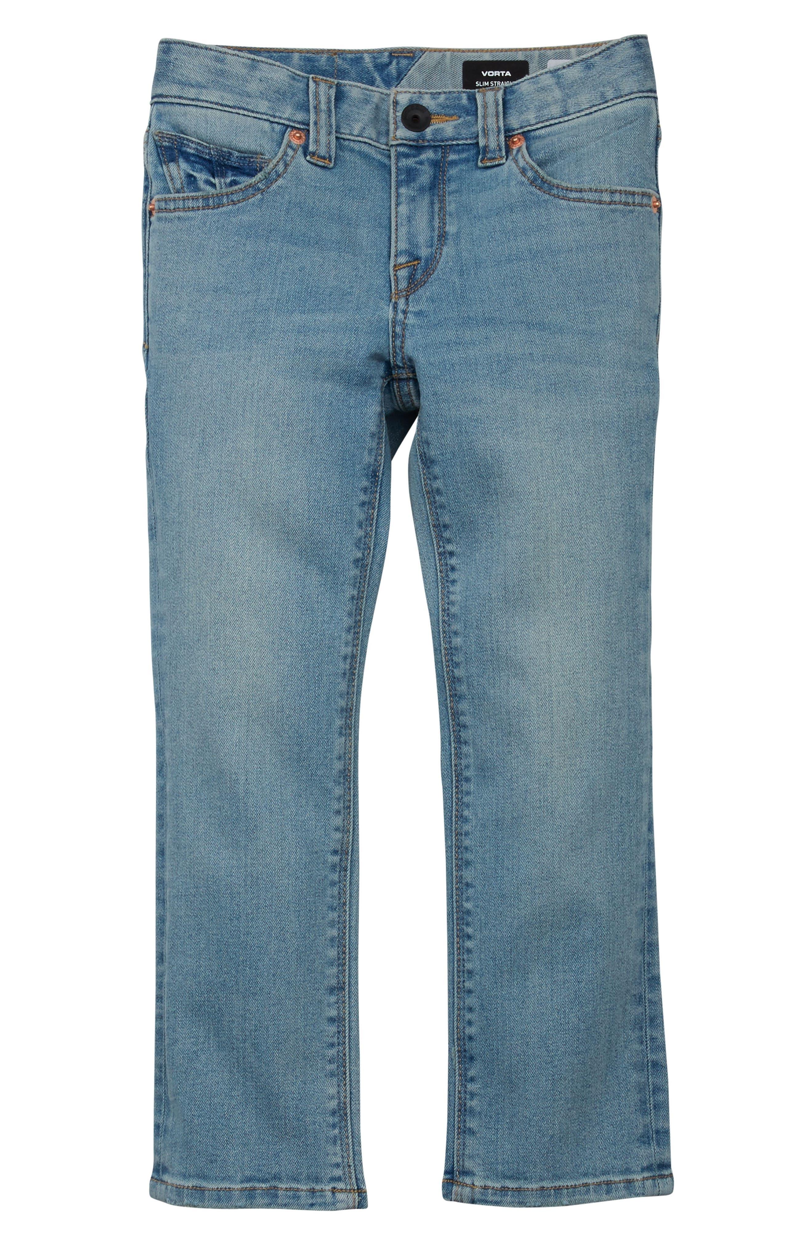 Vorta Slim Fit Jeans,                             Main thumbnail 1, color,                             STONELIGHT
