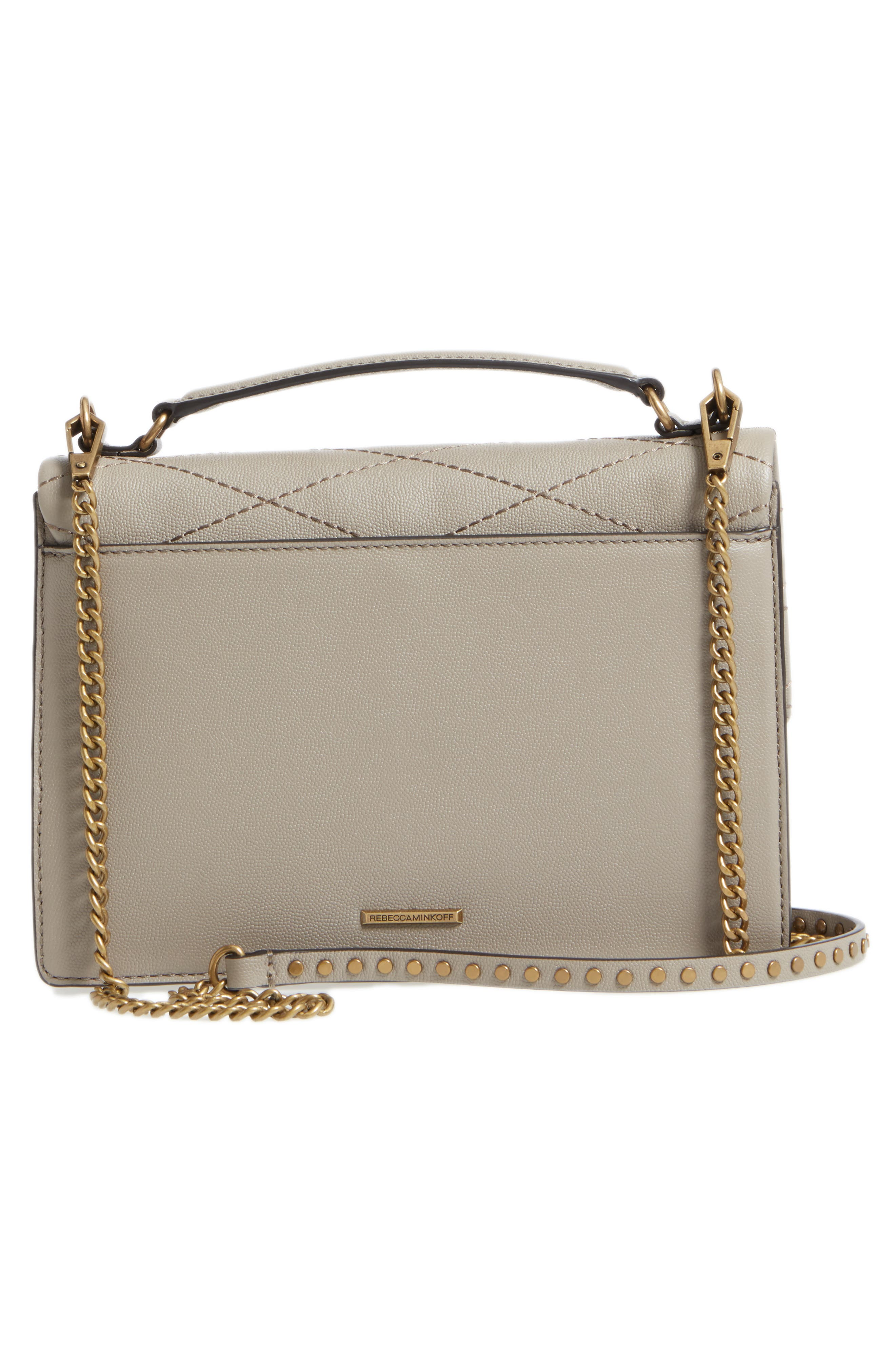 Medium Je T'aime Convertible Leather Crossbody Bag,                             Alternate thumbnail 24, color,