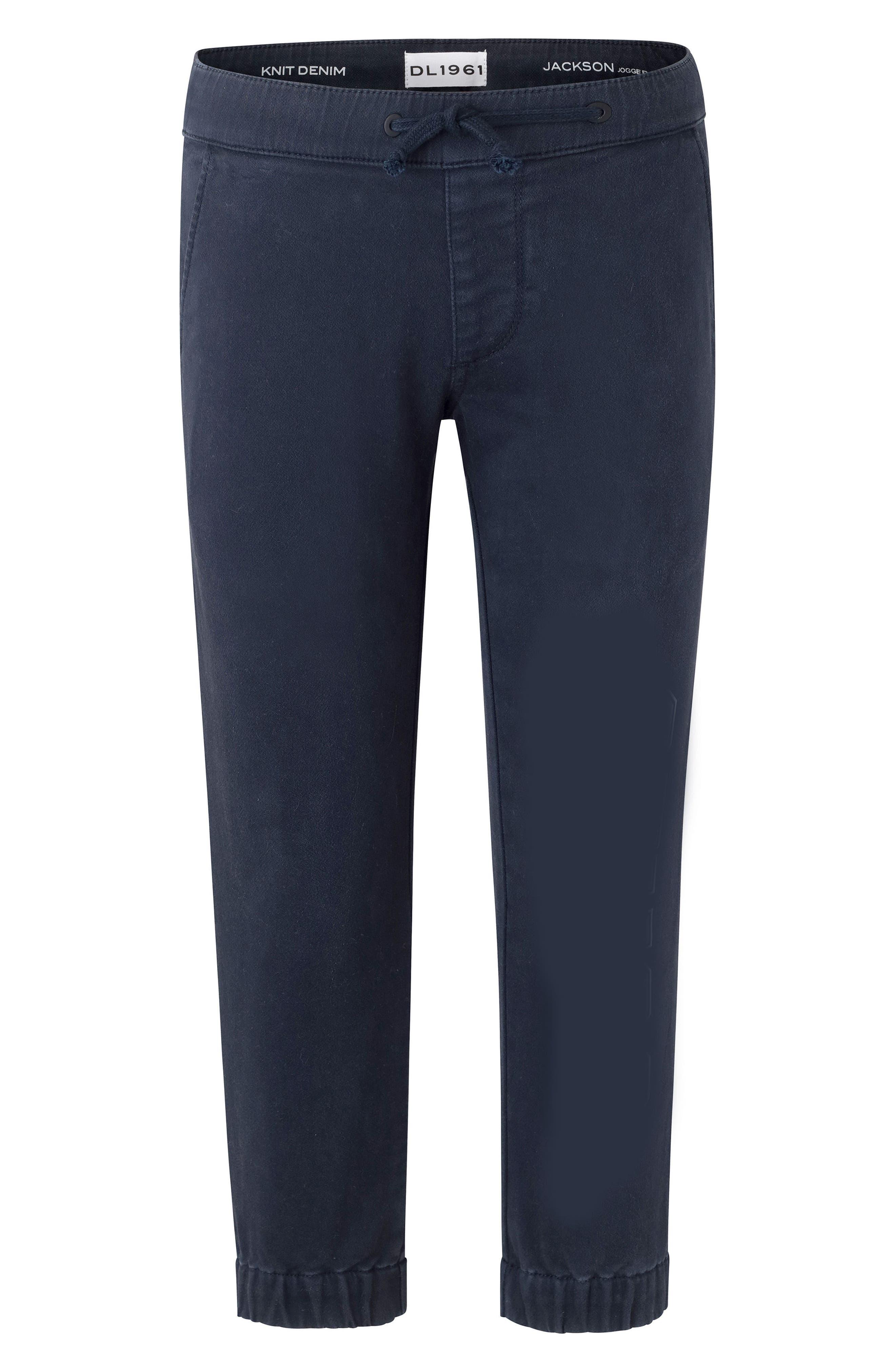 Jackson Stretch Denim Jogger Pants,                         Main,                         color, YASS