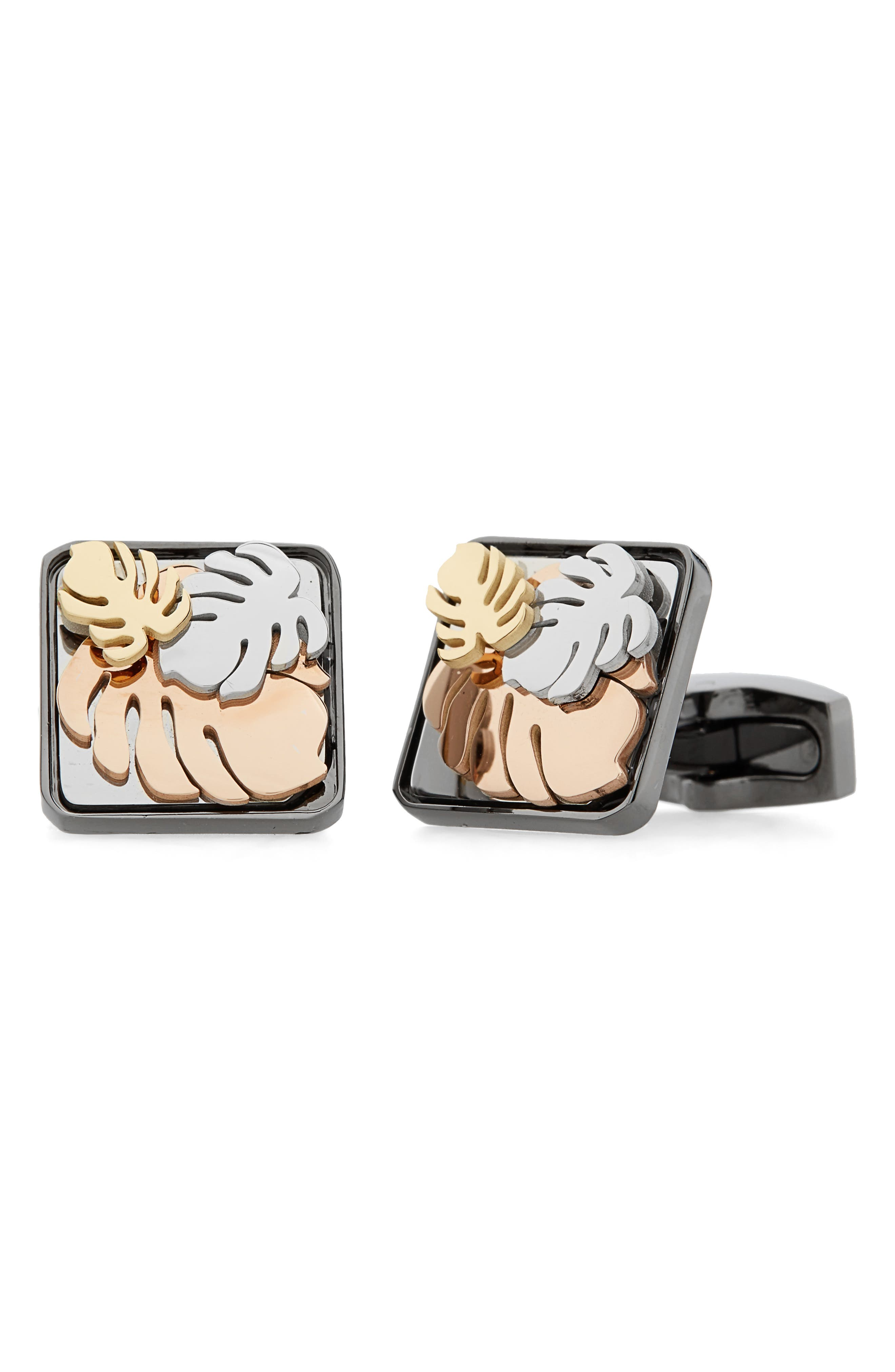 Goals Cuff Links,                         Main,                         color, 022