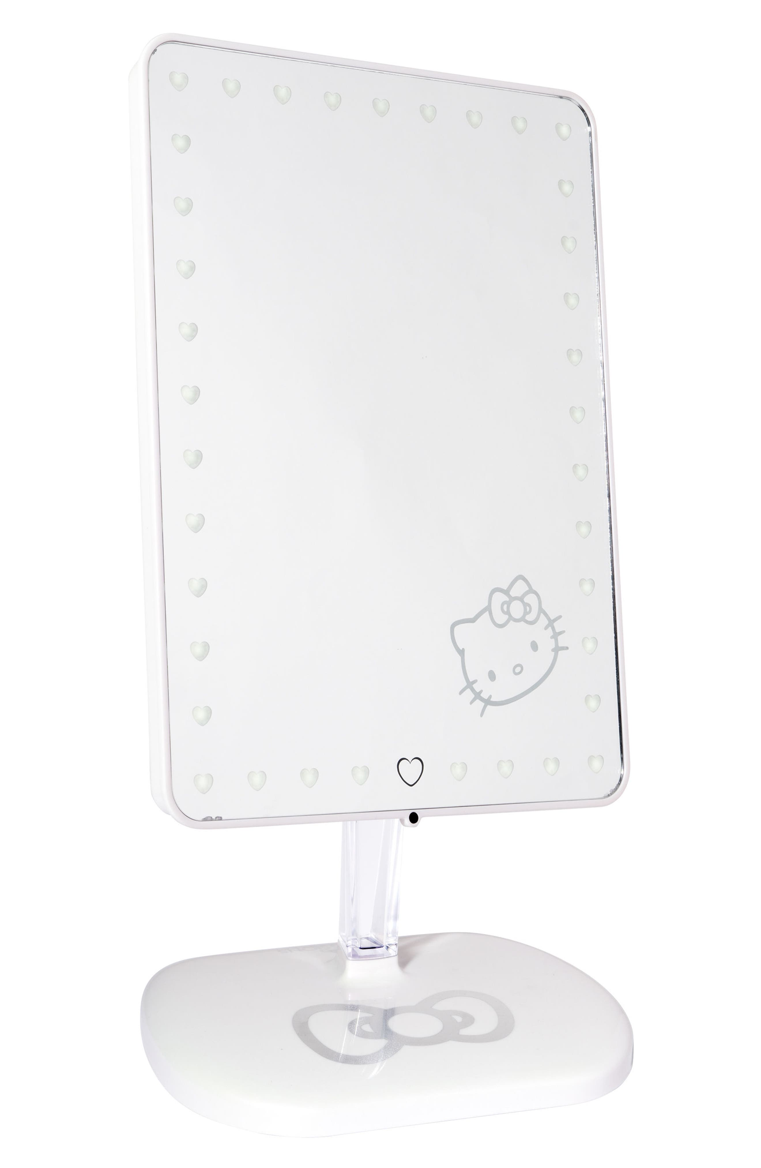 Hello Kitty Edition Touch Pro LED Makeup Mirror with Bluetooth<sup>®</sup> Audio & Speakerphone,                             Alternate thumbnail 2, color,                             100