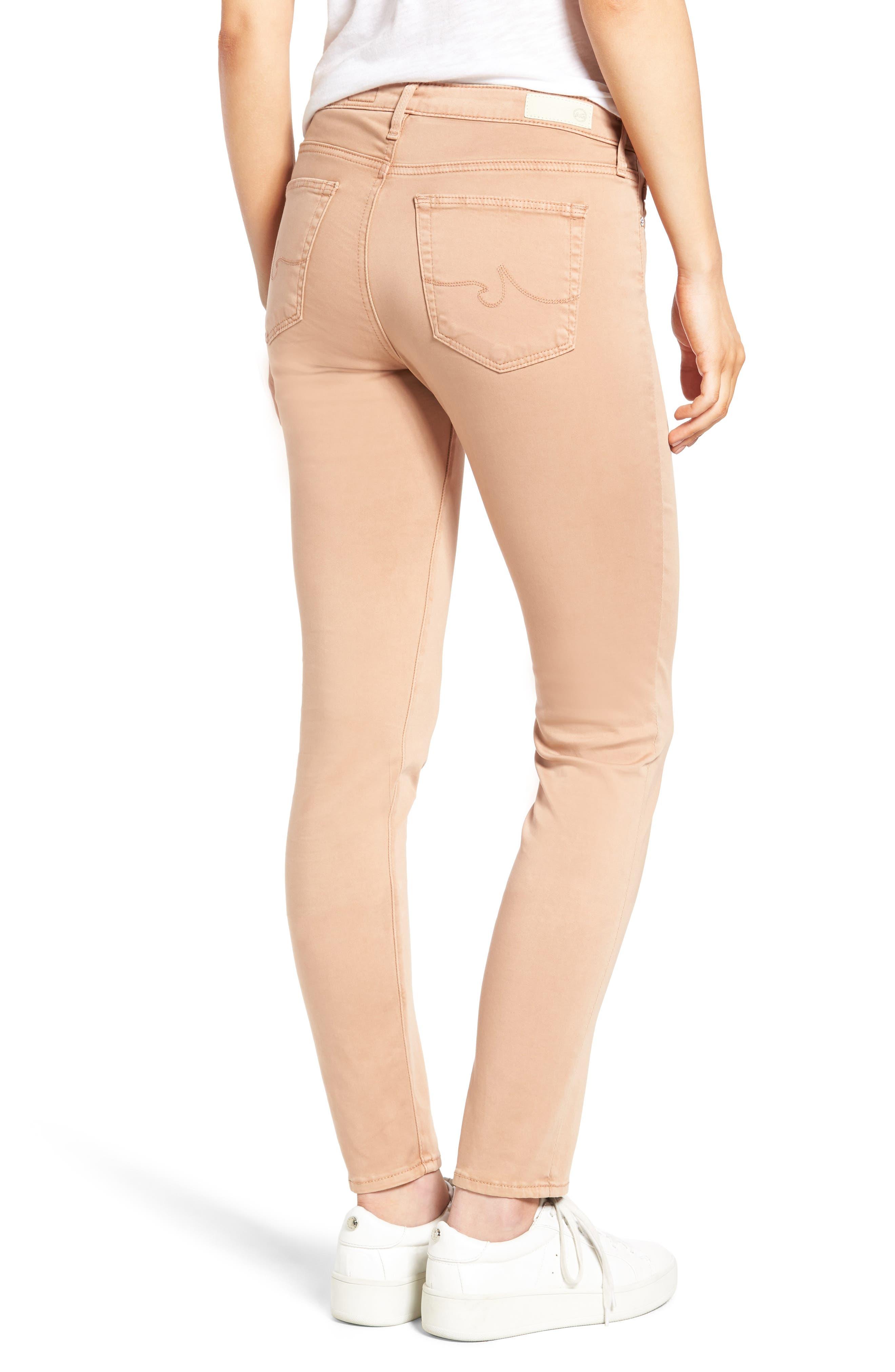 'The Prima' Cigarette Leg Skinny Jeans,                             Alternate thumbnail 50, color,