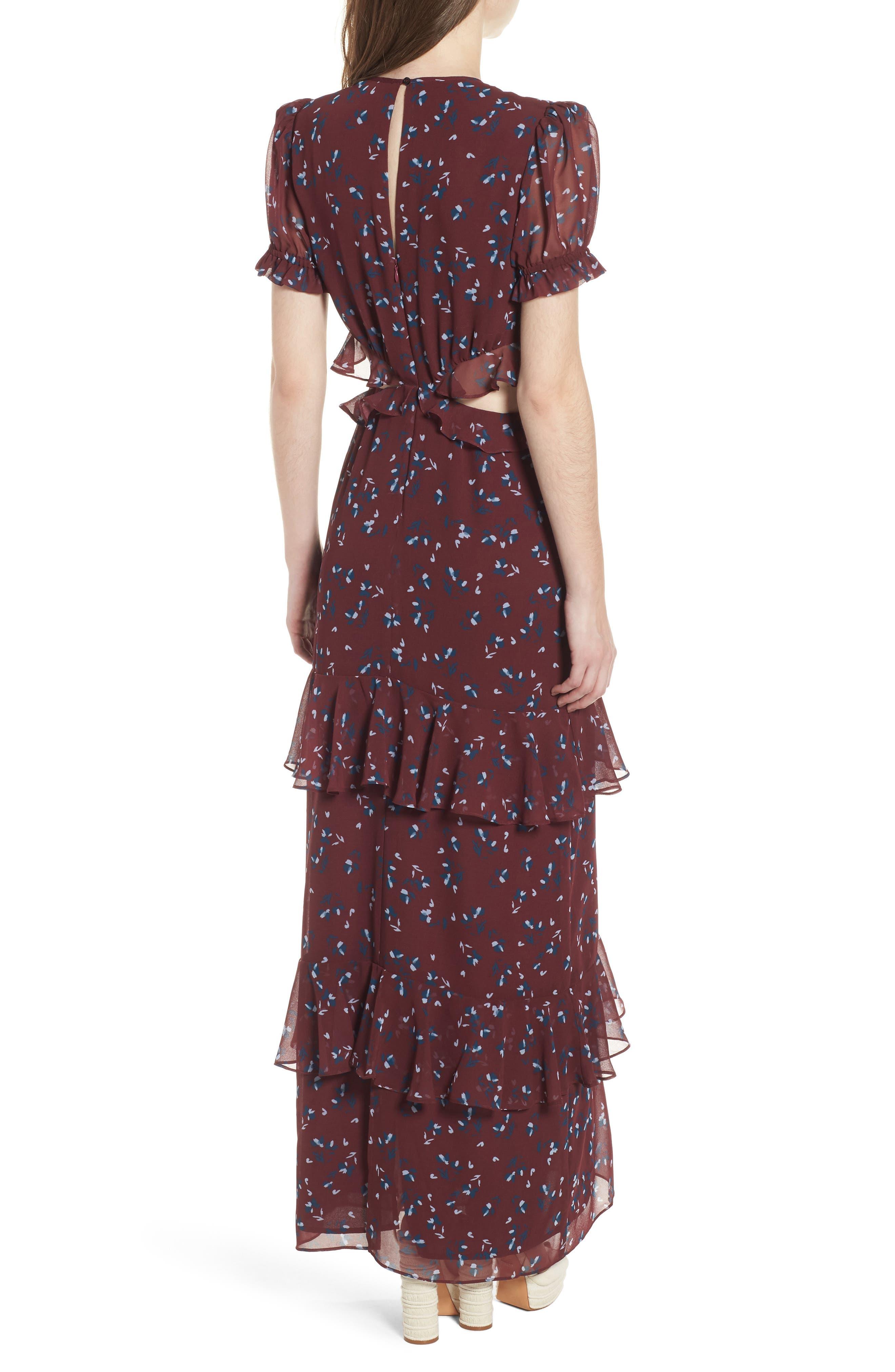 Laviana Maxi Dress,                             Alternate thumbnail 2, color,                             930