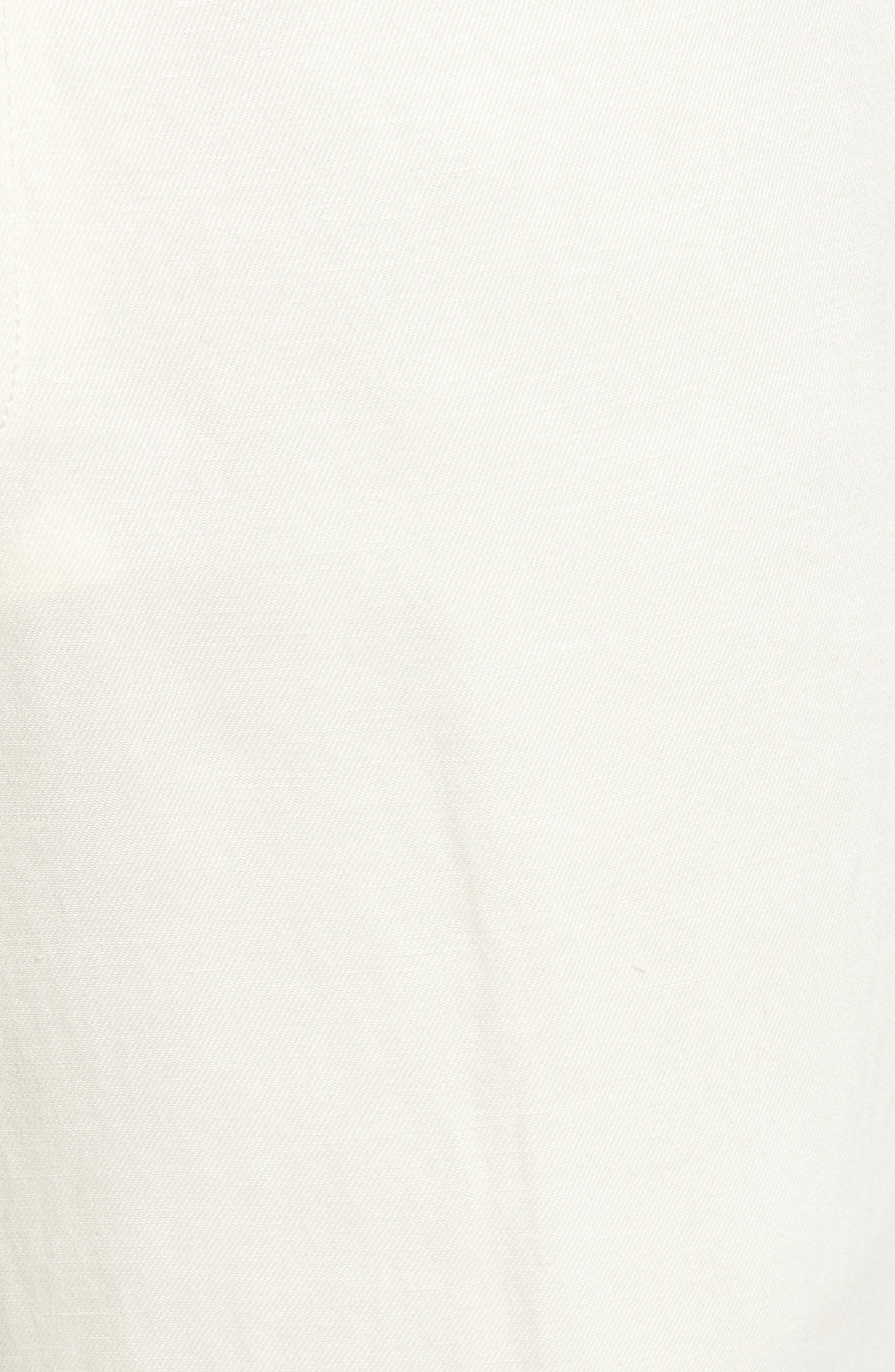 'La Jolla' Flat Front Pants,                             Alternate thumbnail 5, color,                             250