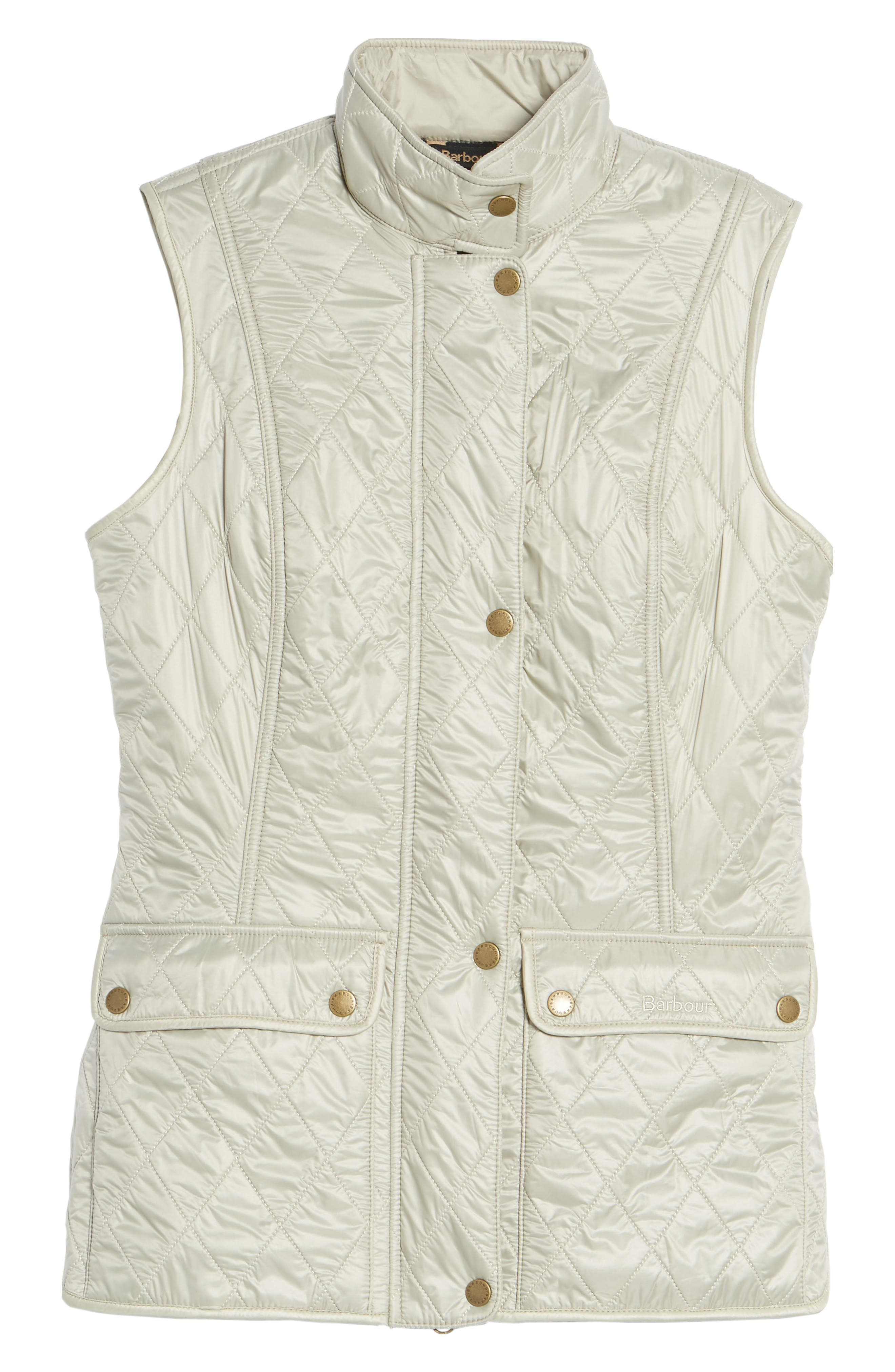 Wray Water Resistant Quilted Gilet,                             Alternate thumbnail 18, color,