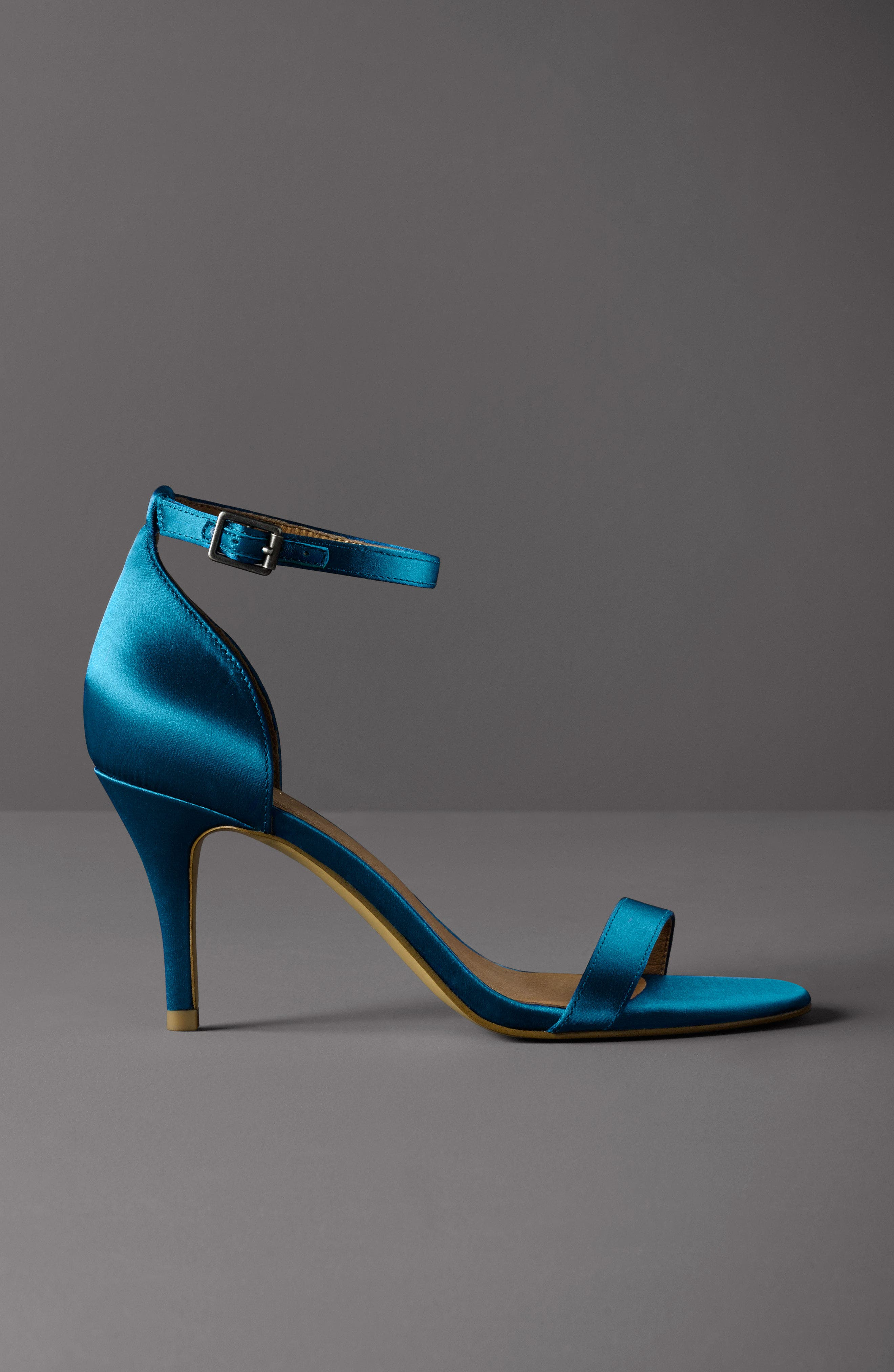 HALOGEN<SUP>®</SUP>,                             Audrey Ankle Strap Sandal,                             Alternate thumbnail 2, color,                             001