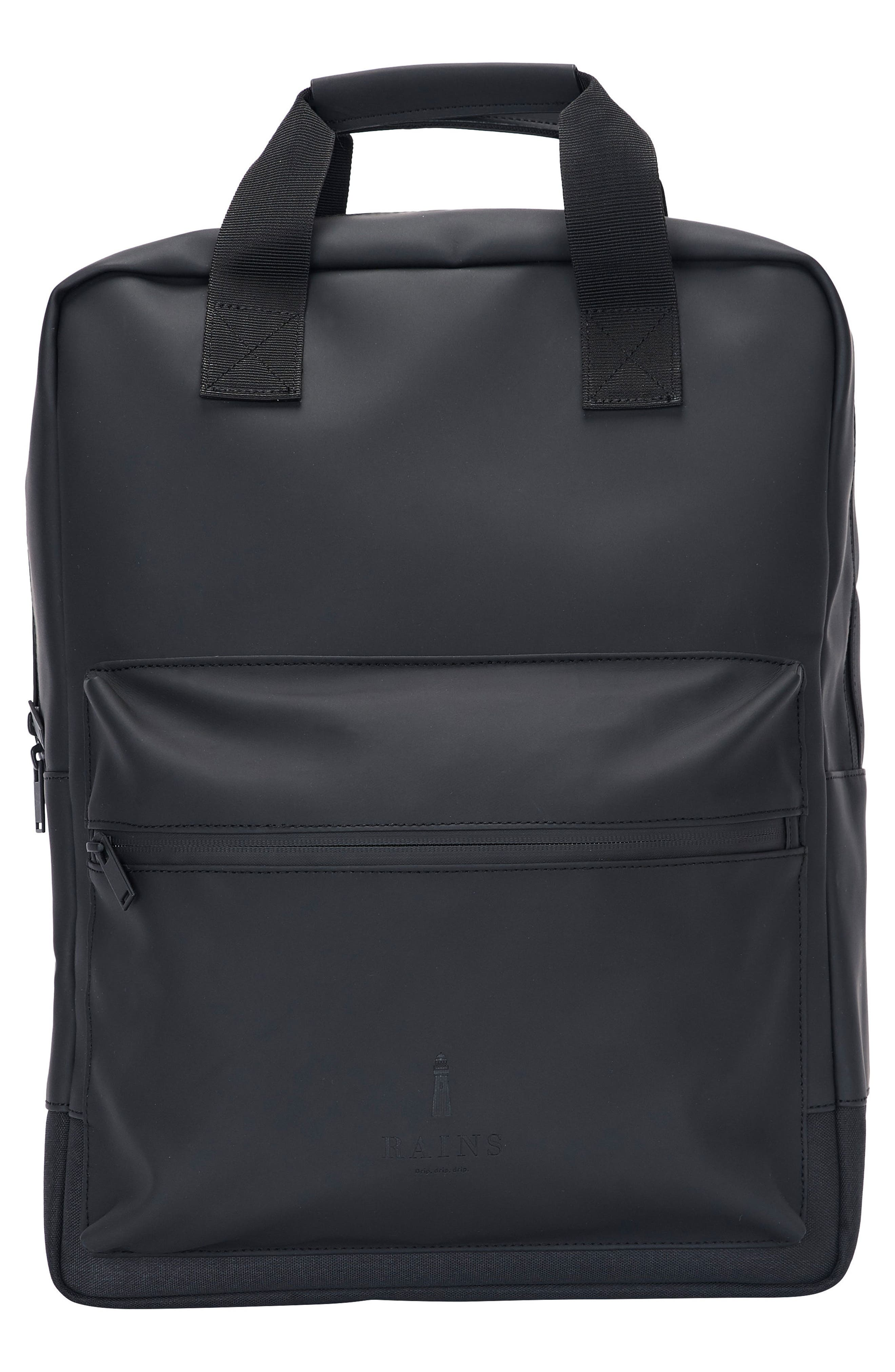 Scout Backpack,                         Main,                         color, BLACK