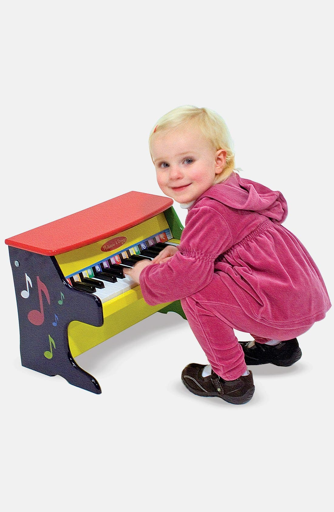 'Learn-to-Play' Personalized Piano,                             Alternate thumbnail 4, color,                             700
