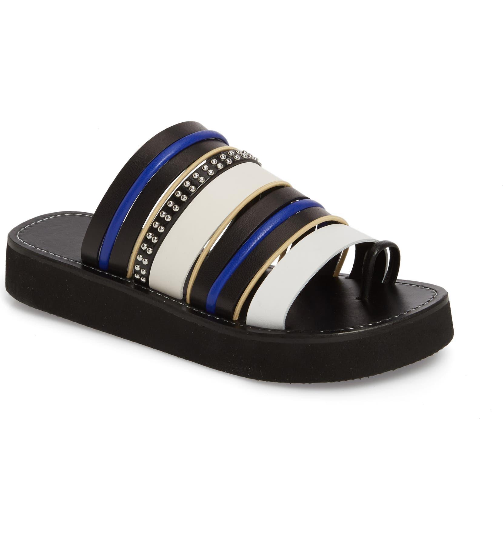 ec040a955cc7 3.1 Phillip Lim Eva Strappy Toe Loop Sandal (Women)