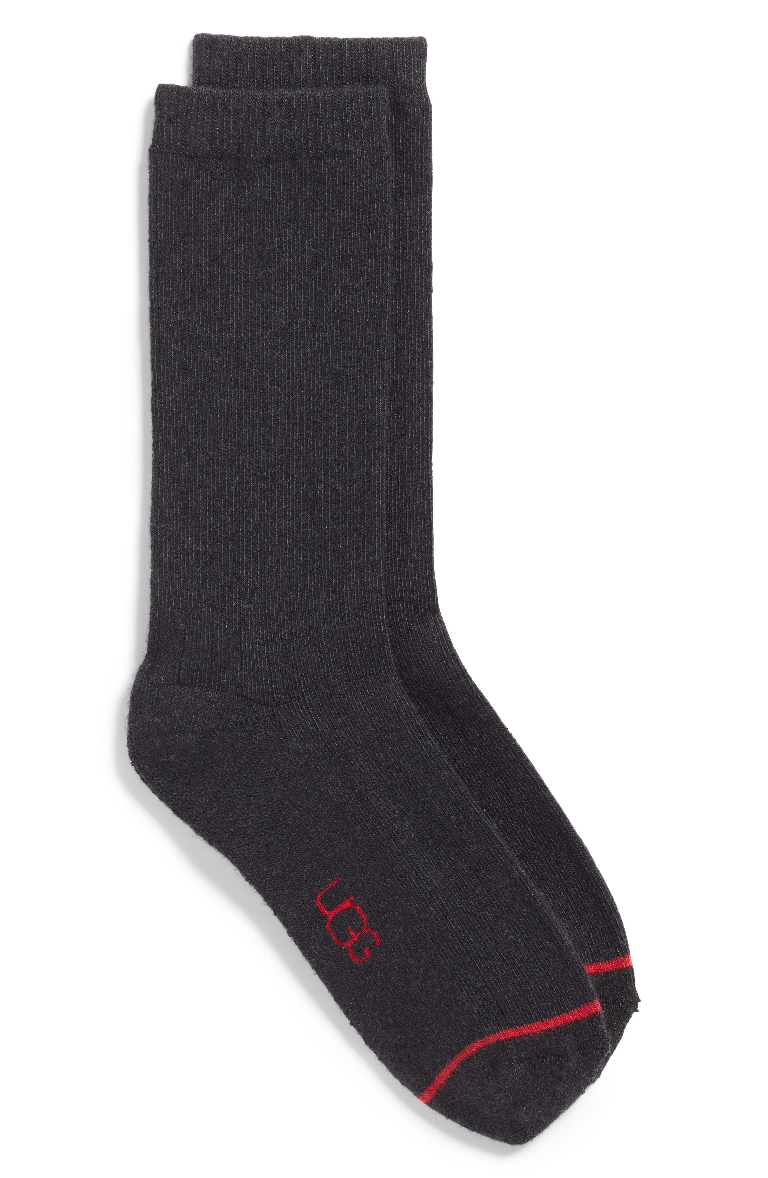 Classic Crew Socks,                             Main thumbnail 1, color,