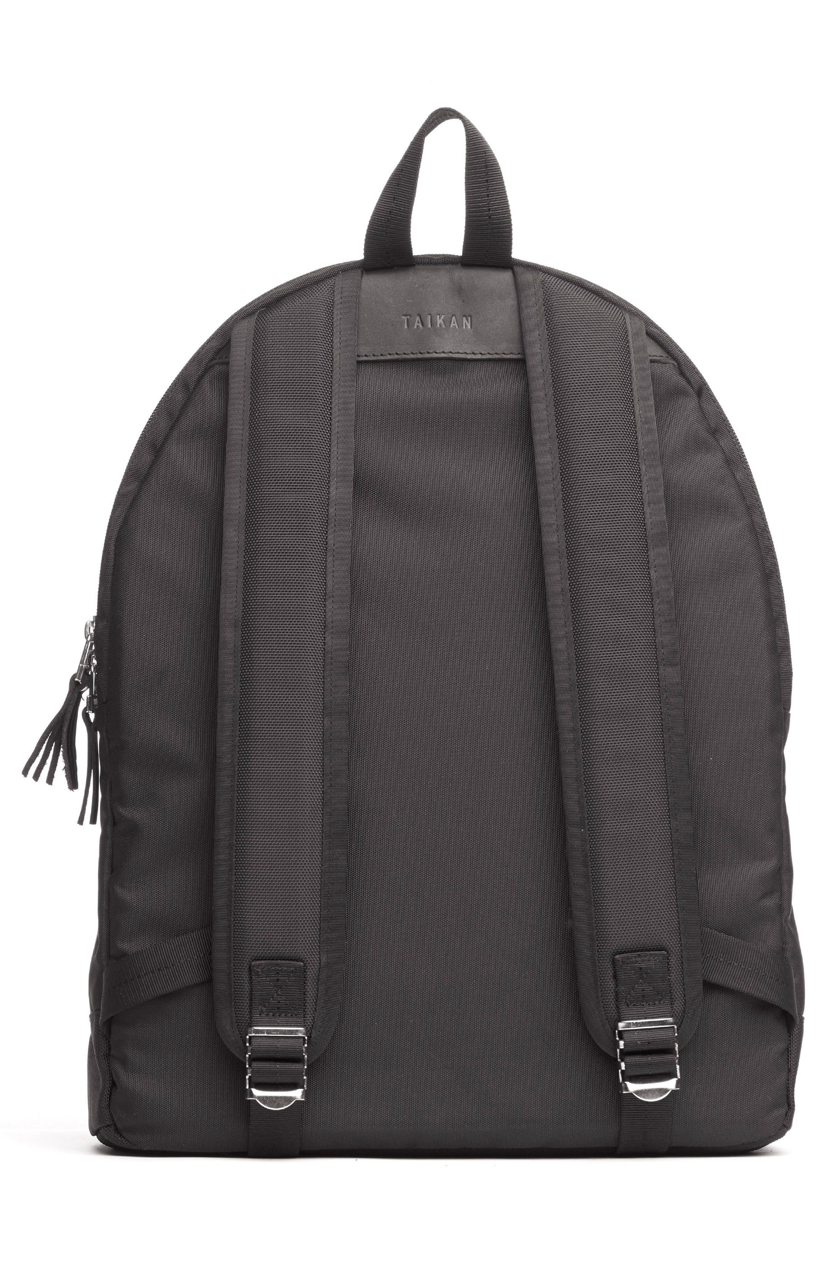 Lancer Backpack,                             Alternate thumbnail 2, color,                             MATTE BLACK
