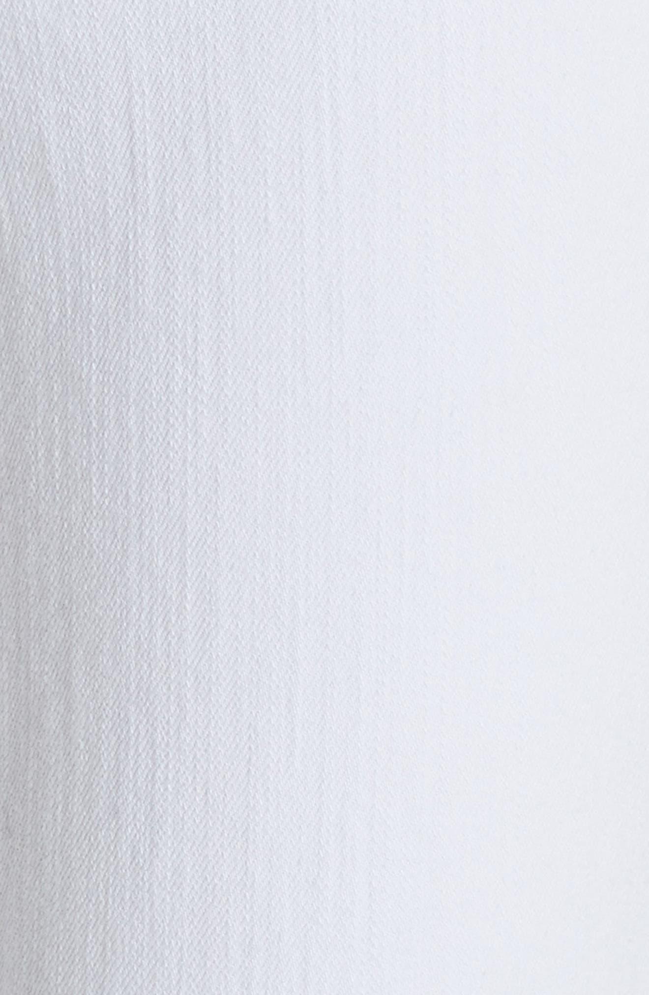 Debbie Frayed Crop Skinny Jeans,                             Alternate thumbnail 17, color,