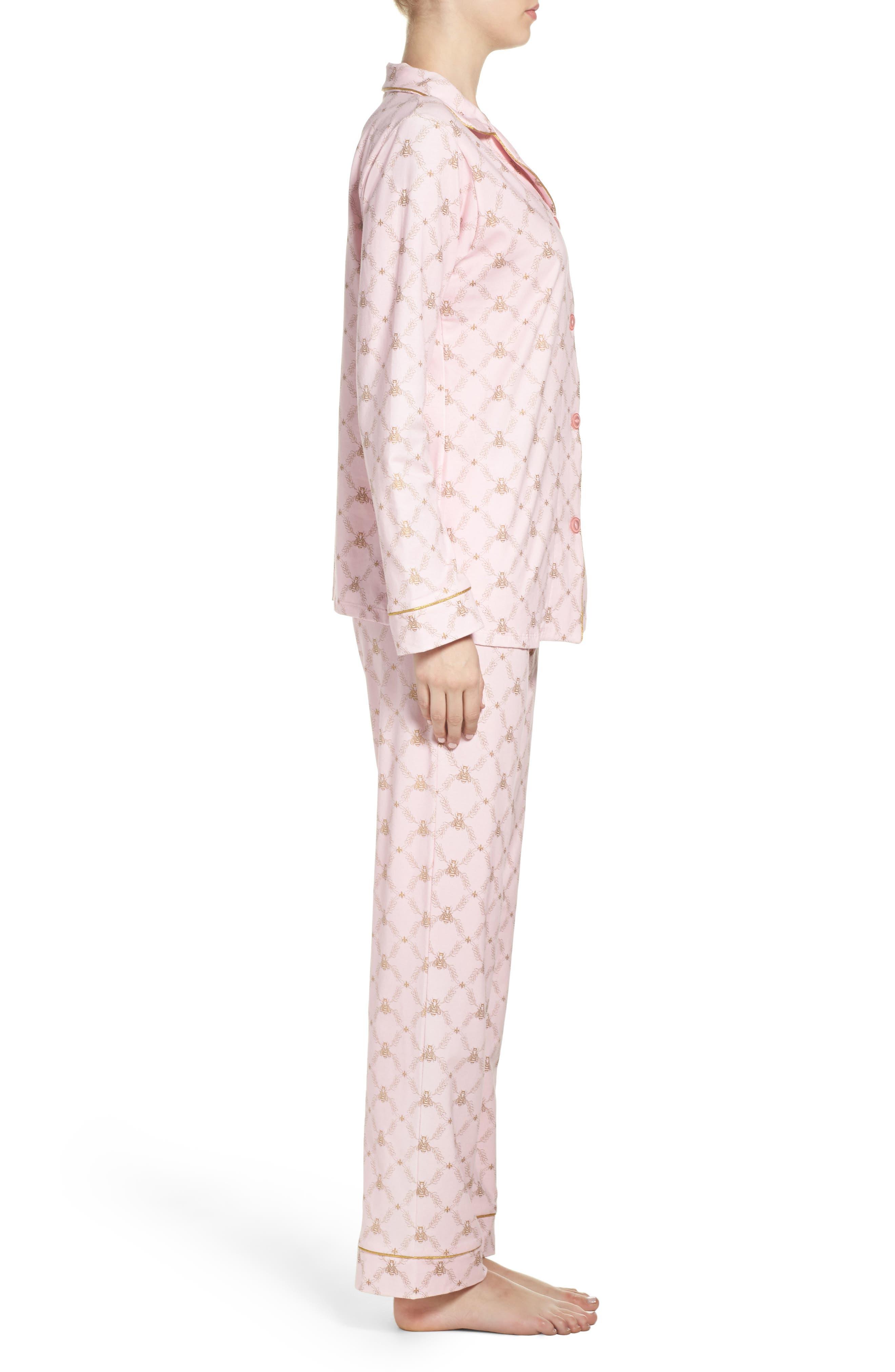Print Pajamas,                             Alternate thumbnail 3, color,                             955