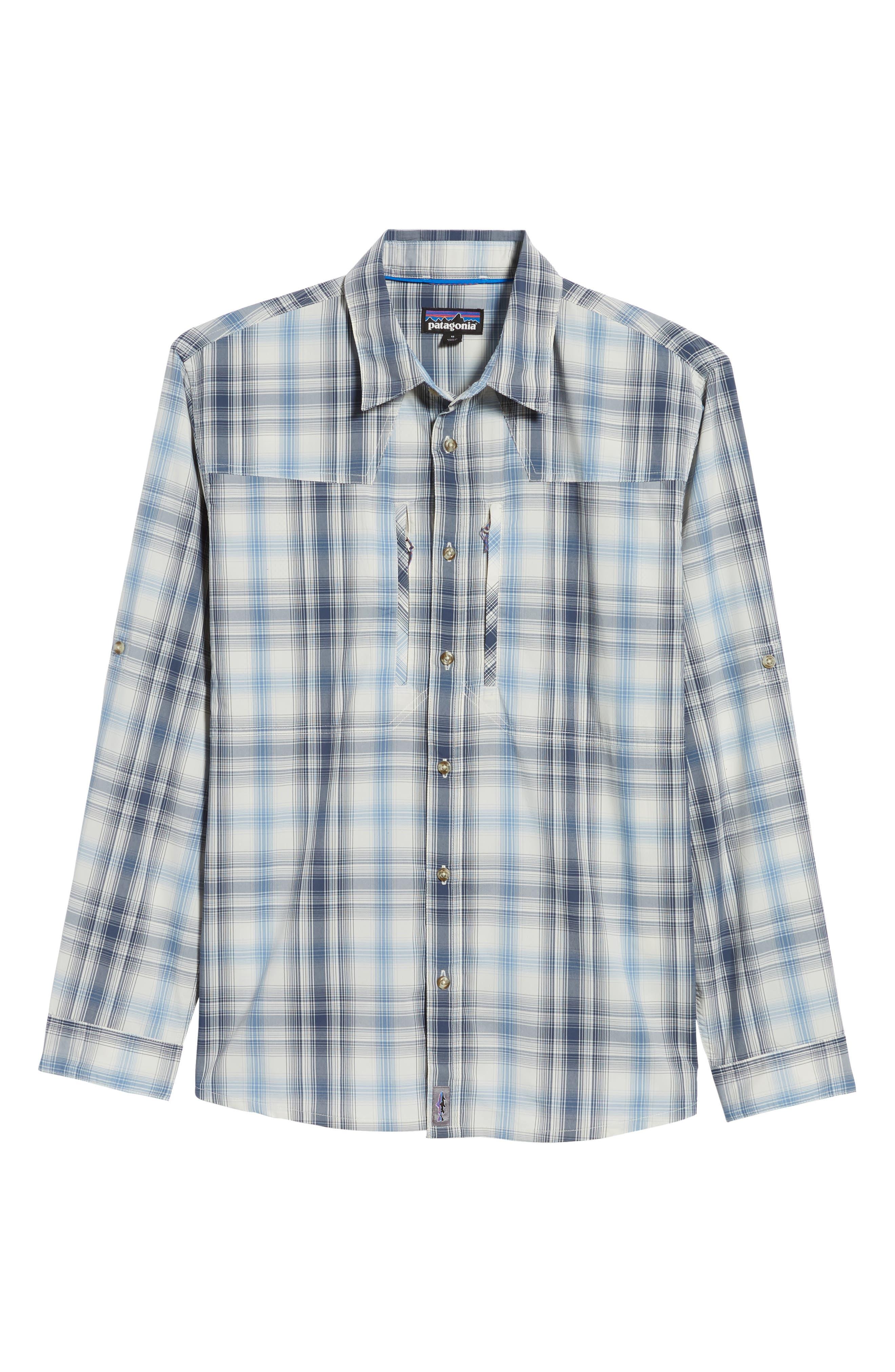 Regular Fit Plaid Sport Shirt,                             Alternate thumbnail 6, color,                             405