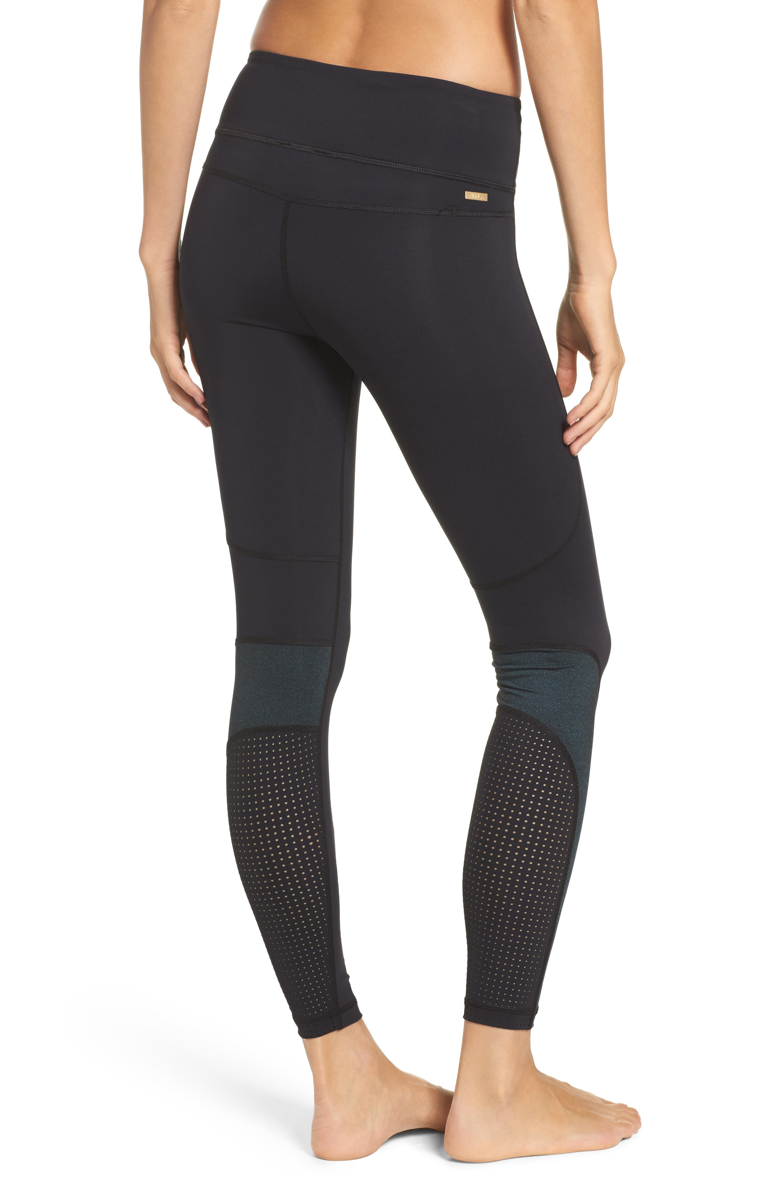 Siren Performance Tights,                             Alternate thumbnail 2, color,                             002