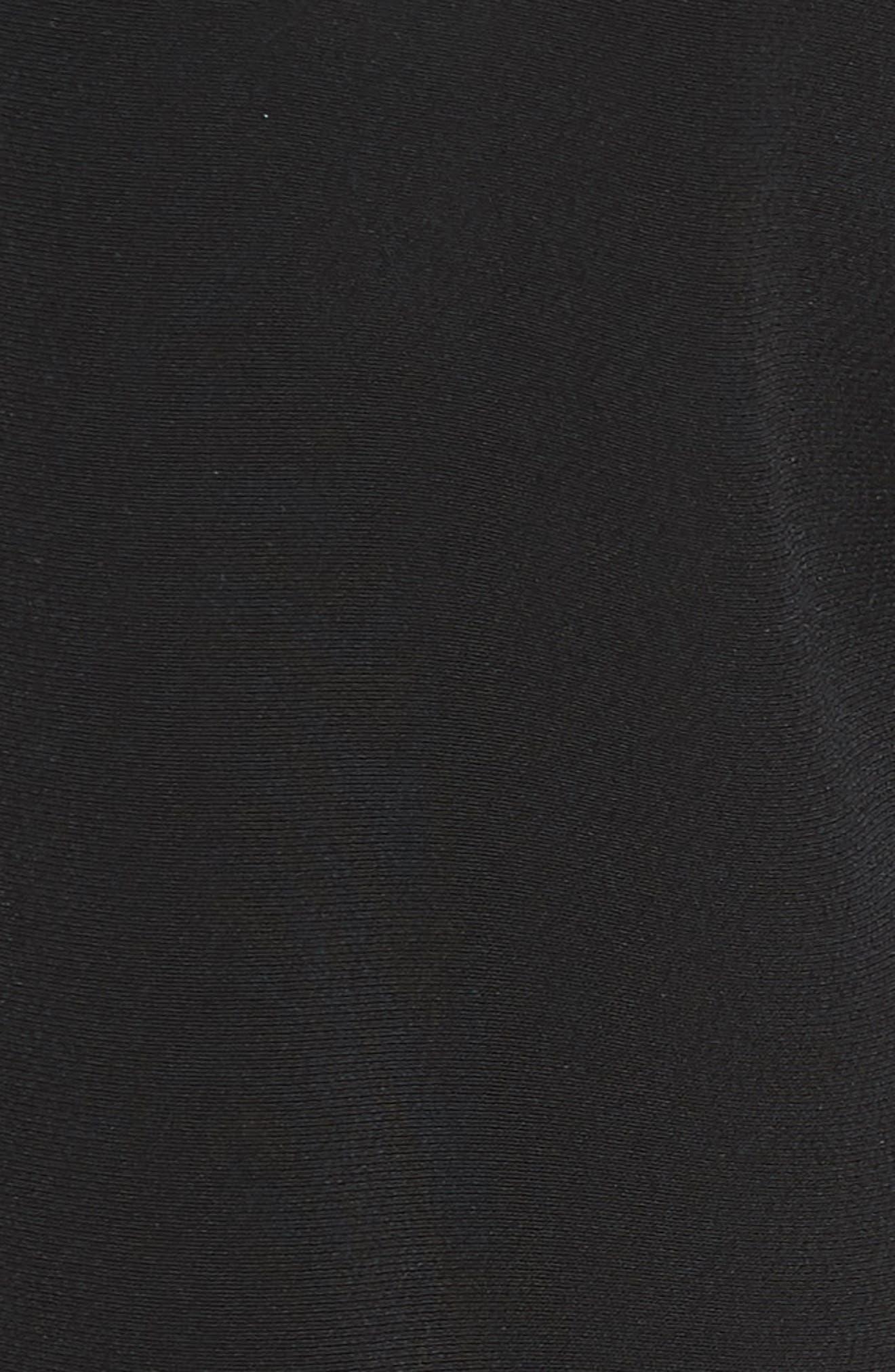 CO,                             Essentials Skinny Pants,                             Alternate thumbnail 5, color,                             BLACK
