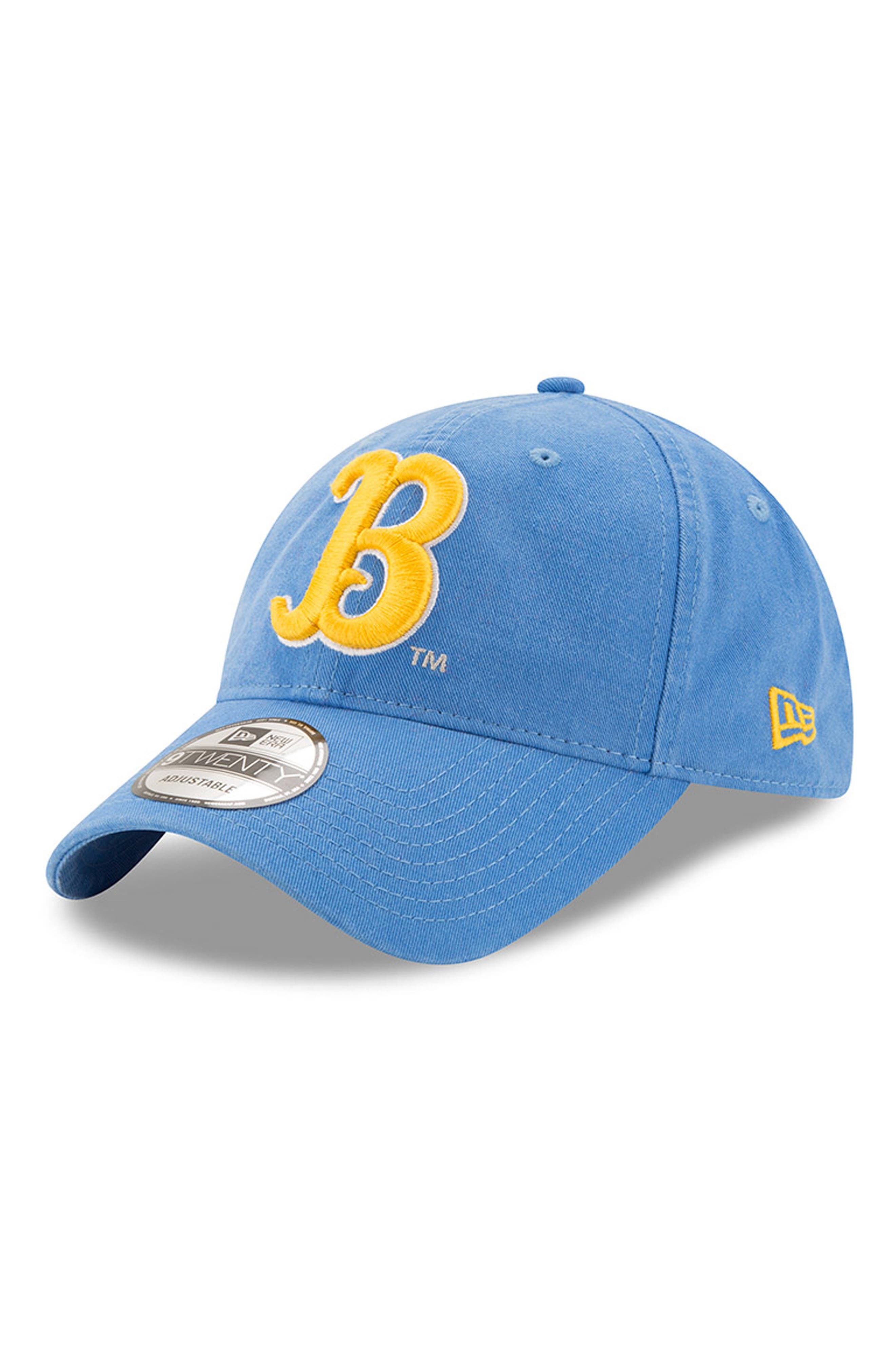 New Era Collegiate Core Classic - UCLA Bruins Baseball Cap,                             Main thumbnail 1, color,                             420