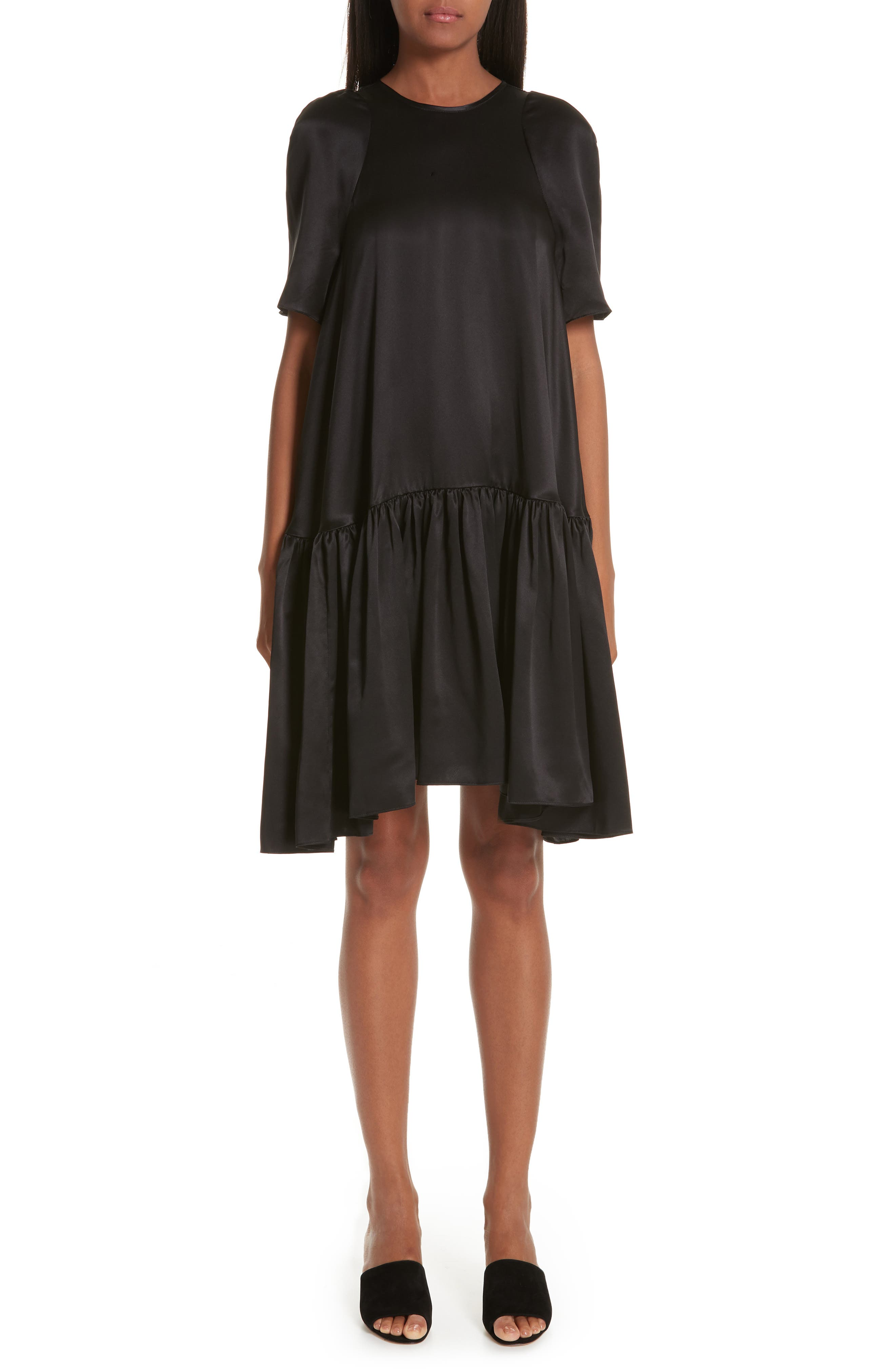 Cecilie Bahnsen Annabella Dress, US / 8 UK - Black