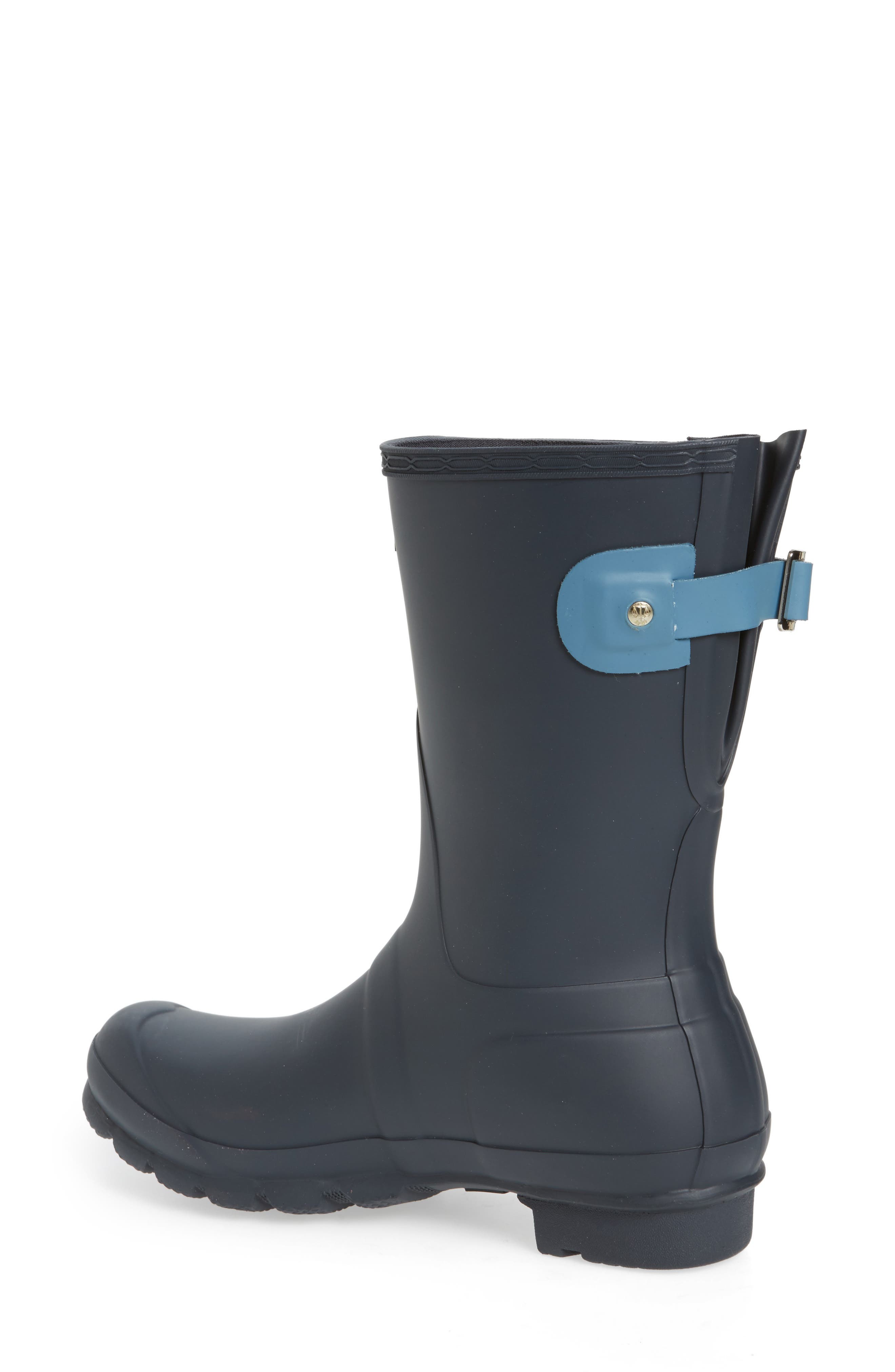 Original Short Back Adjustable Rain Boot,                             Alternate thumbnail 23, color,