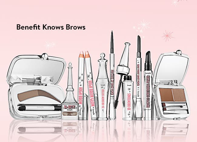 Benefit Knows Brows