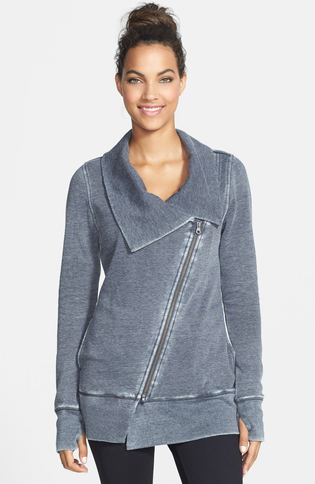 by Andrew Marc Fleece Jacket, Main, color, 055