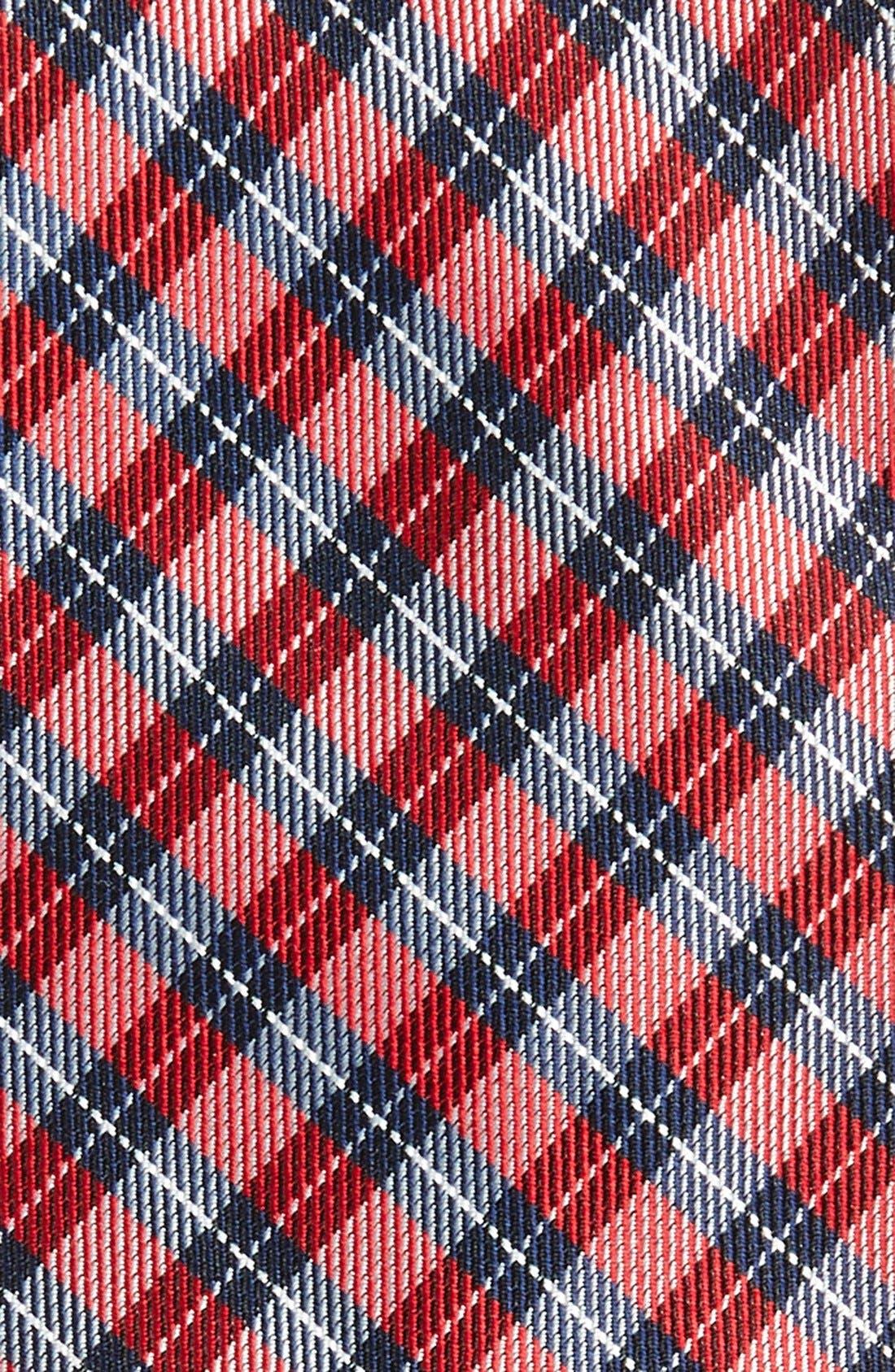 'Choi' Woven Silk Tie,                             Alternate thumbnail 4, color,