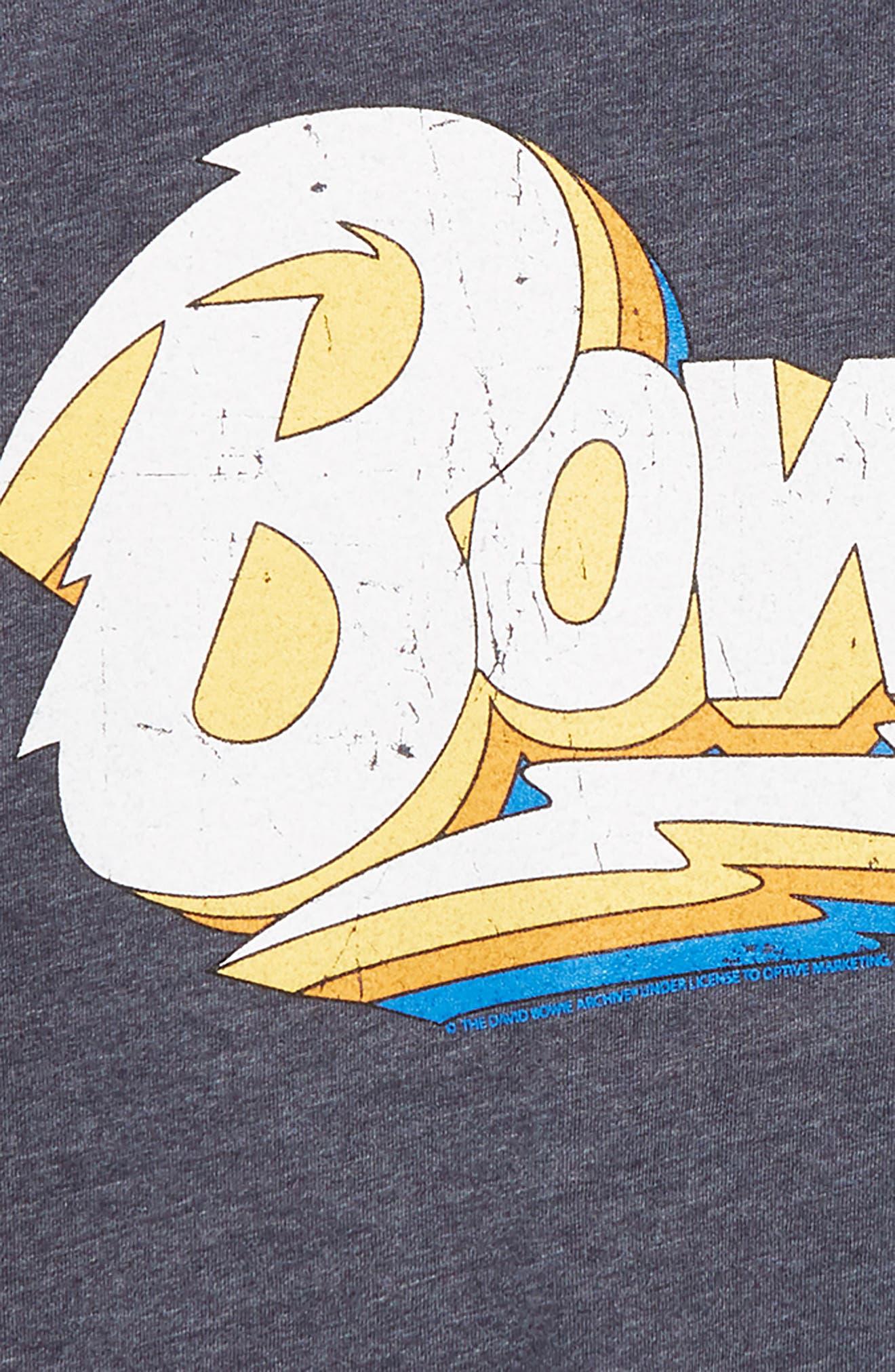 Bowie T-Shirt,                             Alternate thumbnail 2, color,                             414