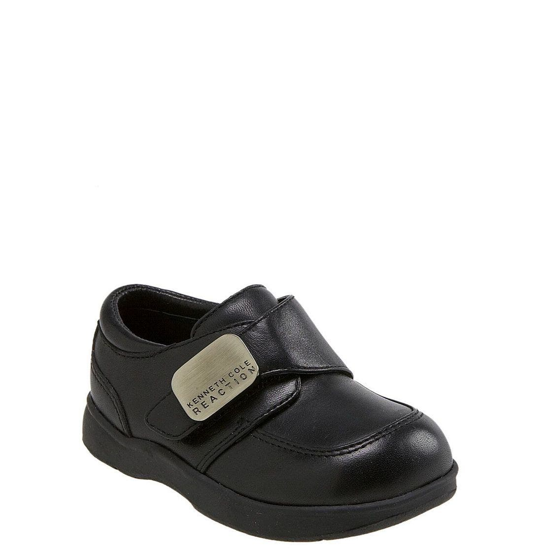 Reaction Kenneth Cole 'Tiny Flex' Slip-On,                         Main,                         color, BLACK
