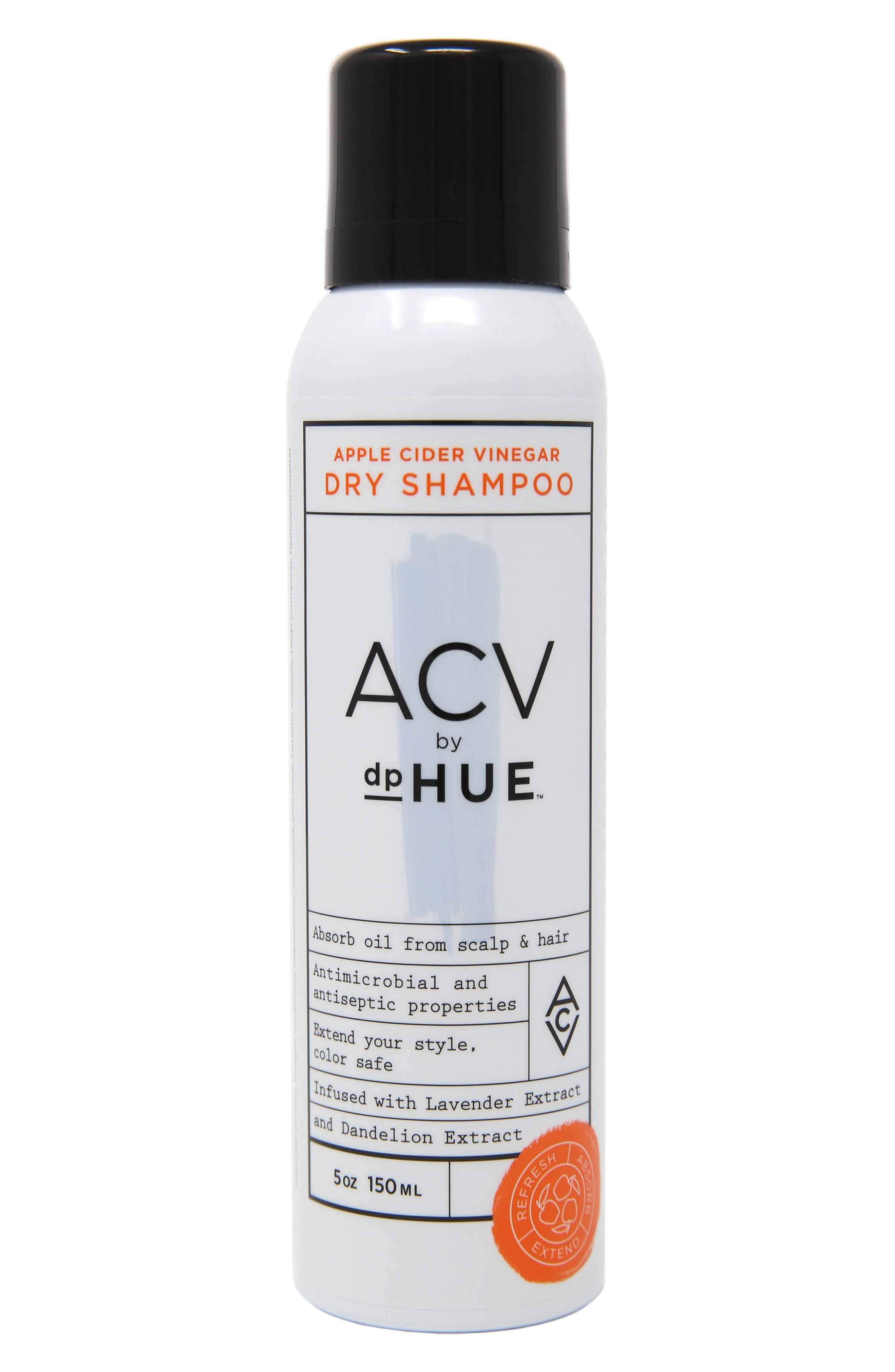 Apple Cider Vinegar Dry Shampoo,                             Main thumbnail 1, color,                             NO COLOR