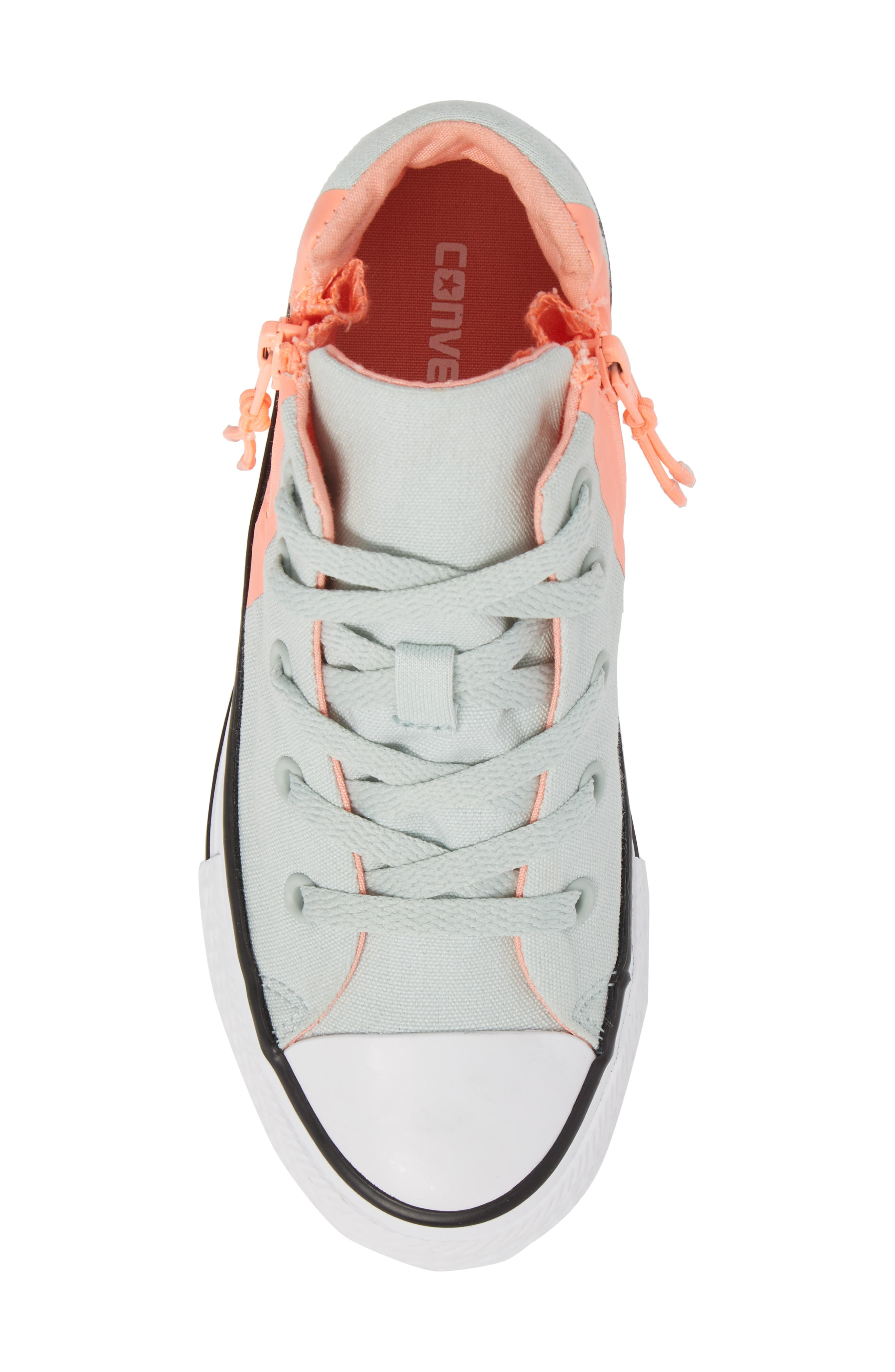 Chuck Taylor<sup>®</sup> All Star<sup>®</sup> Sport Zip High Top Sneaker,                             Alternate thumbnail 5, color,                             416