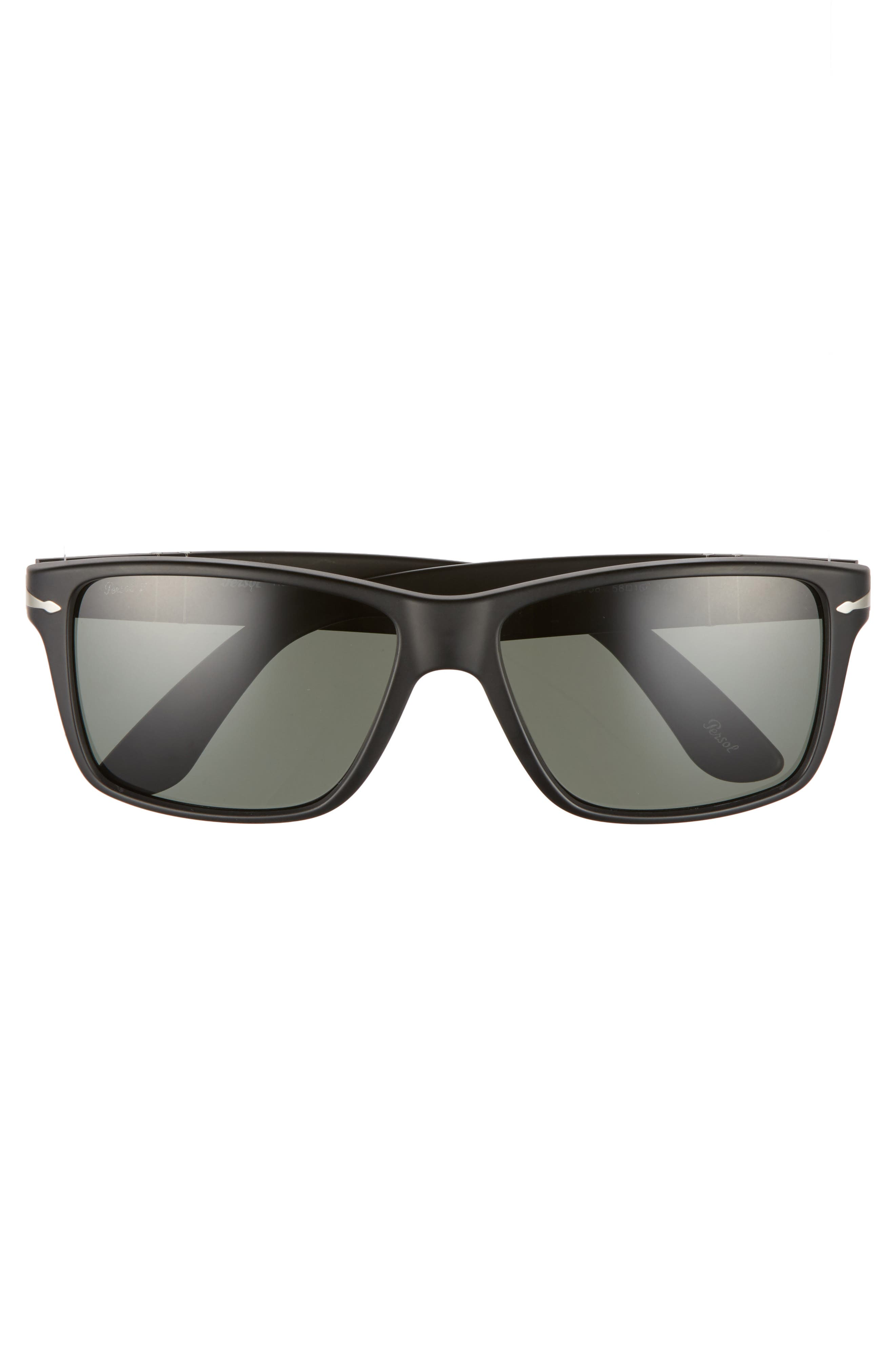 58mm Polarized Sunglasses,                             Alternate thumbnail 2, color,