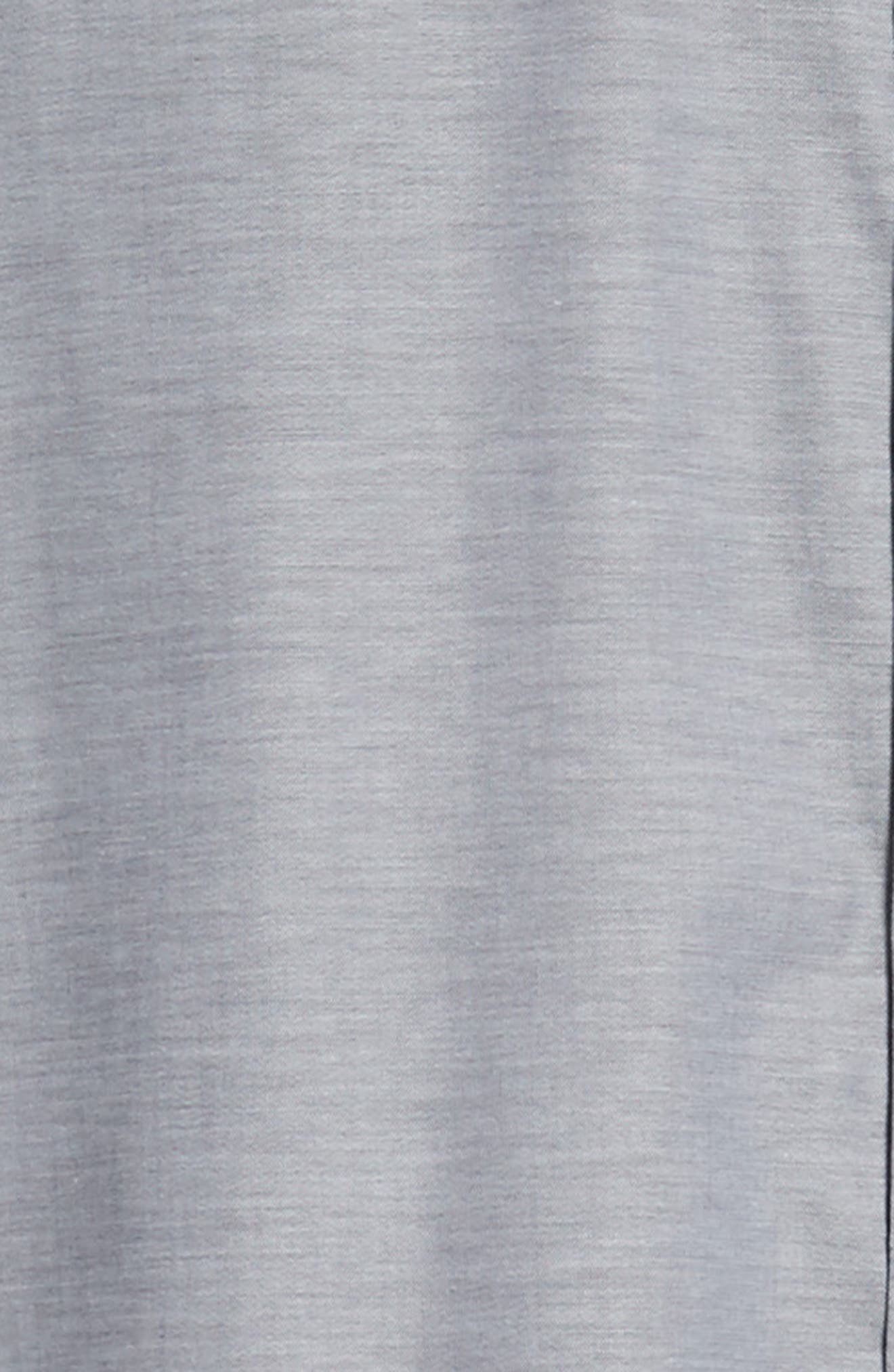 Tailor Regular Fit Oxford Sport Shirt,                             Alternate thumbnail 6, color,                             CHARCOAL 2