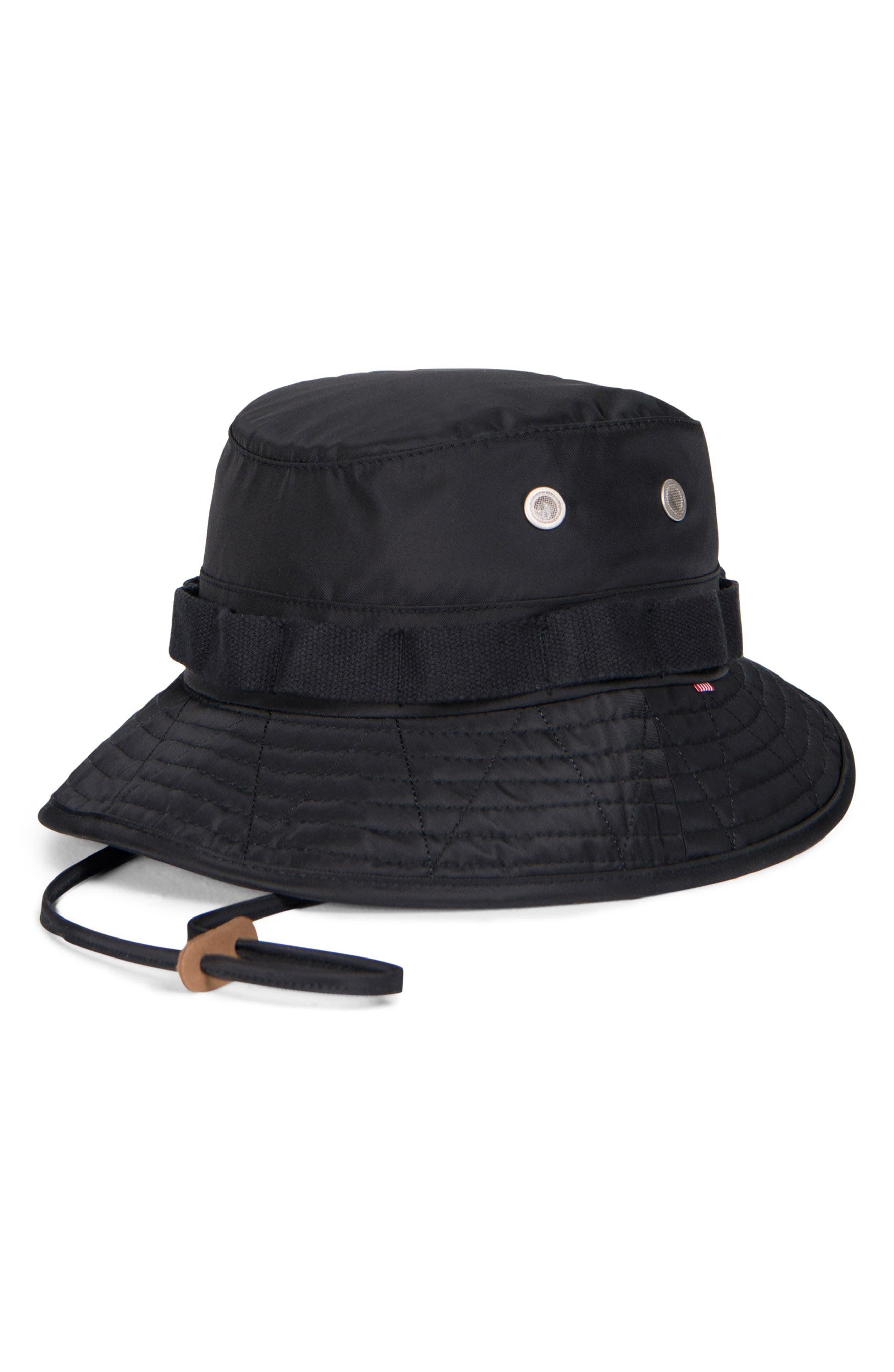 Creek Surplus Collection Bucket Hat,                             Main thumbnail 1, color,                             001