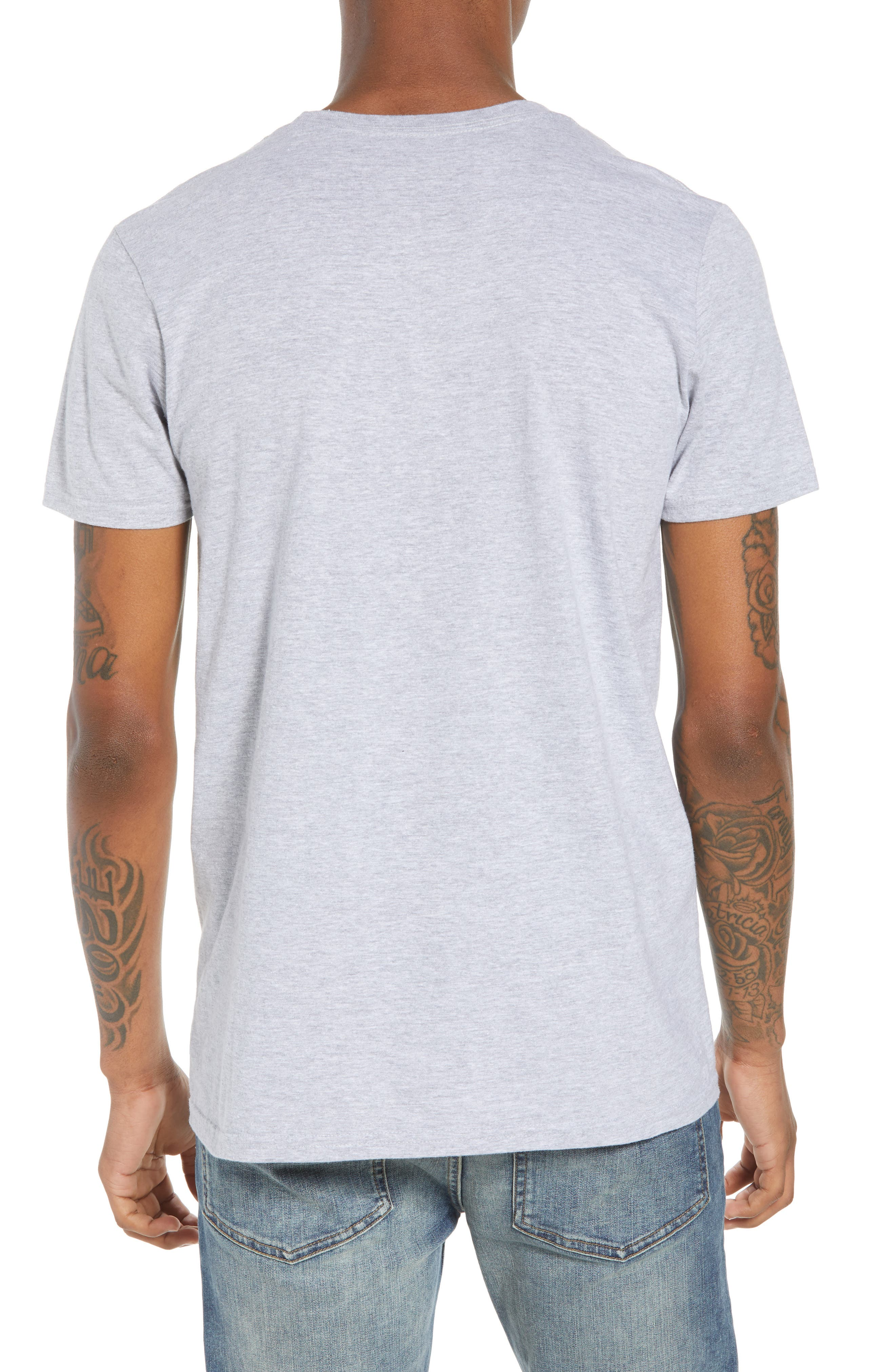 Box Smiley Graphic T-Shirt,                             Alternate thumbnail 2, color,