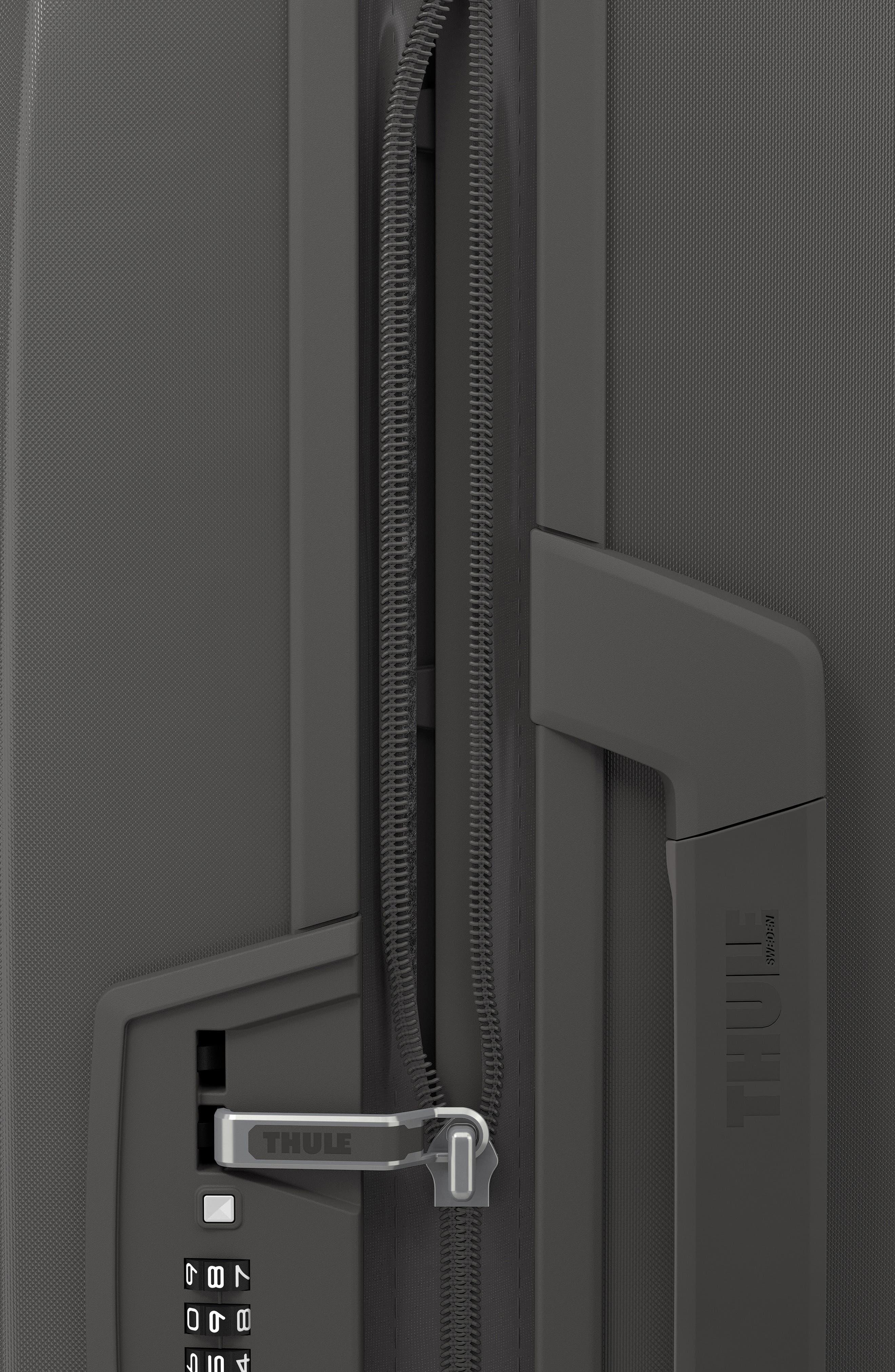THULE,                             Revolve 30-Inch Spinner Suitcase,                             Alternate thumbnail 6, color,                             RAVEN GRAY