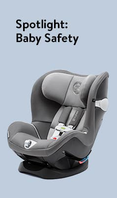 September is Baby Safety Month.