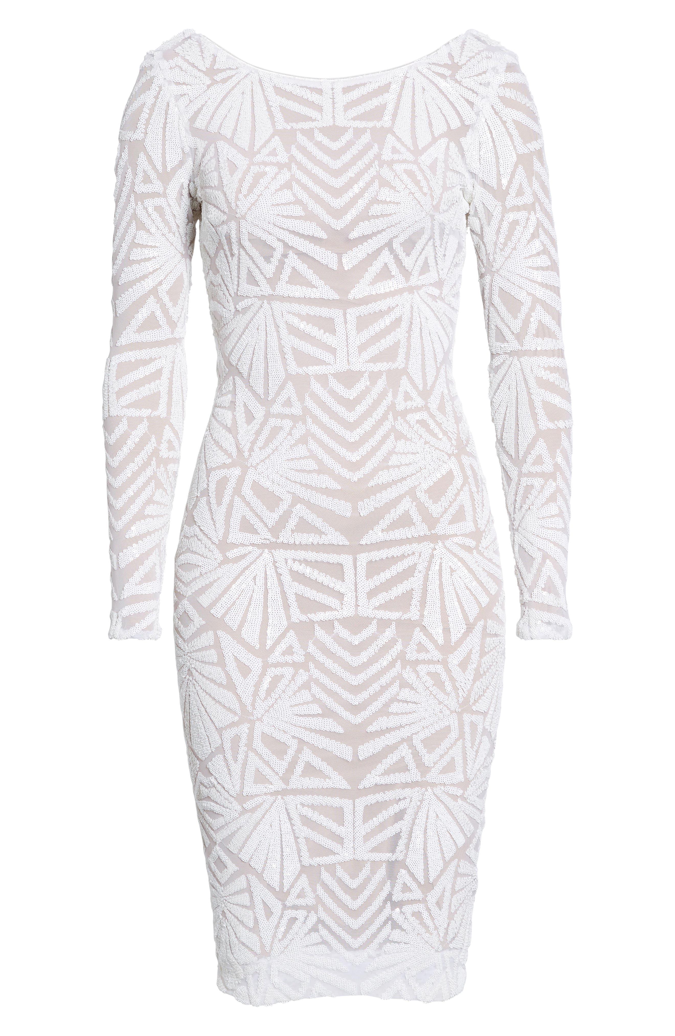 Emery Midi Dress,                             Alternate thumbnail 9, color,