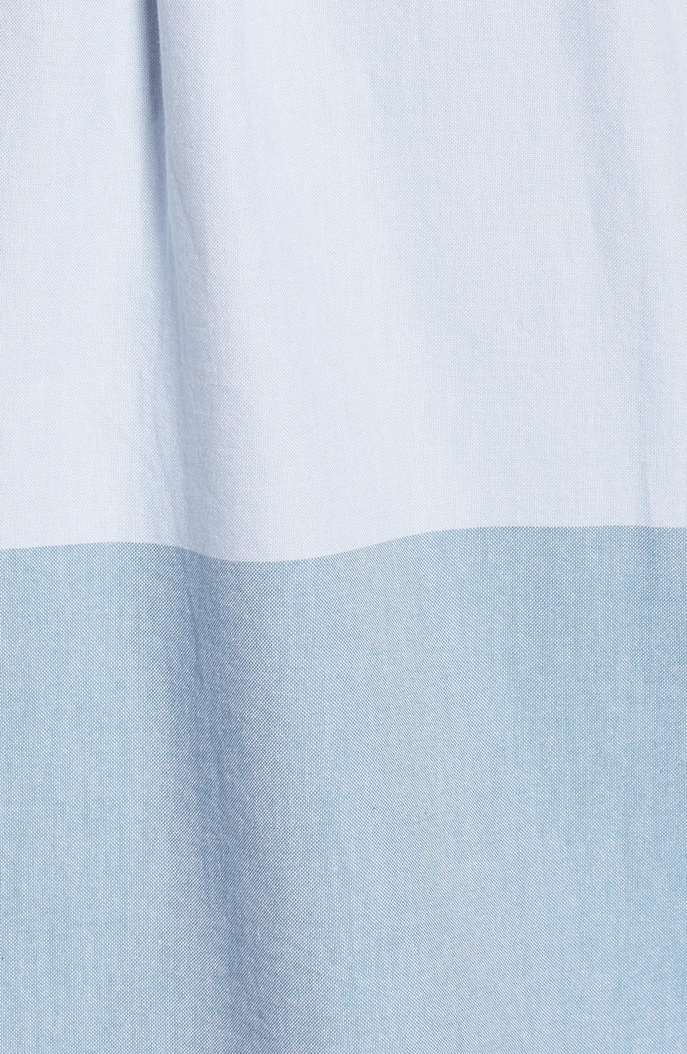 Houser Woven Shirt,                             Alternate thumbnail 5, color,                             100